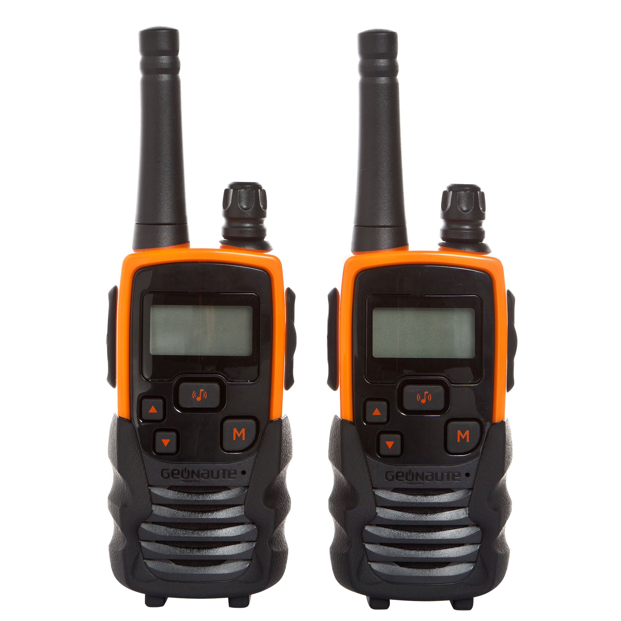 PAIRE DE TALKIE WALKIES ONCHANNEL 710 ORANGE
