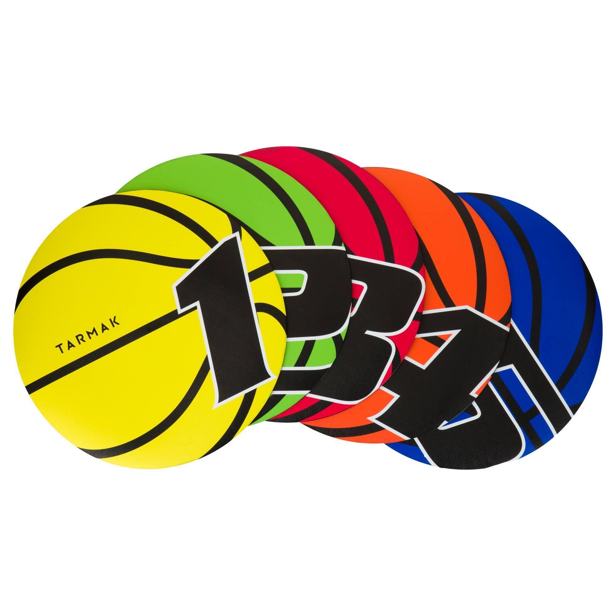 Dalles de tir de basketball enfants/adultes. Pour les jeux et exercices de tir.