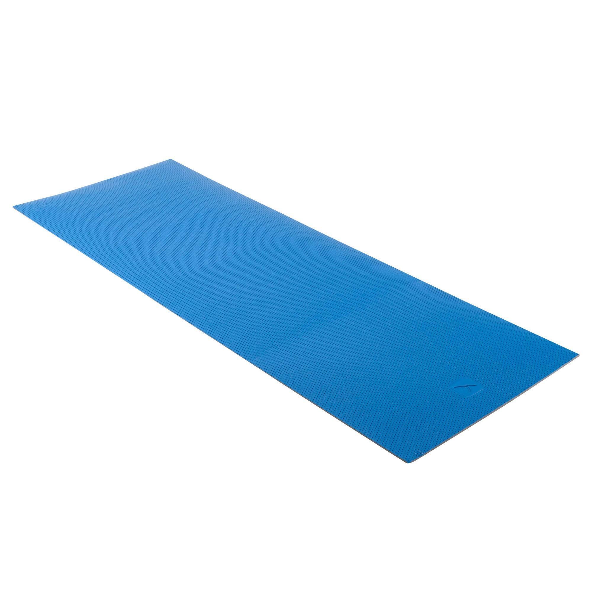 Tapis Gym Pilates 500 Bleu Clubs Collectivit S Decathlon Pro