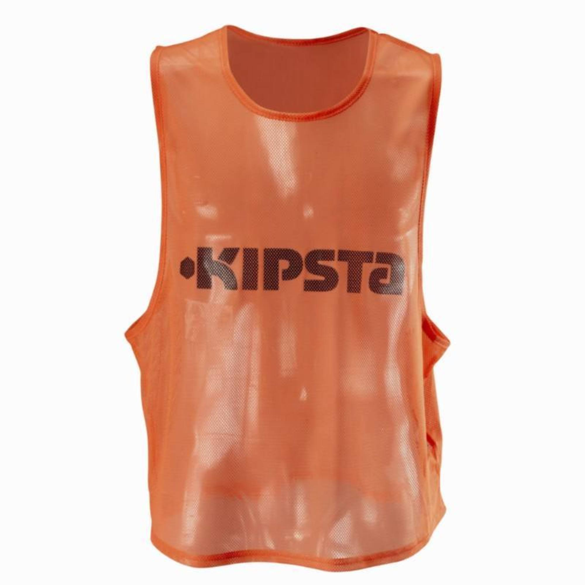 CHASUBLE DE SPORT KIPSTA ORANGE