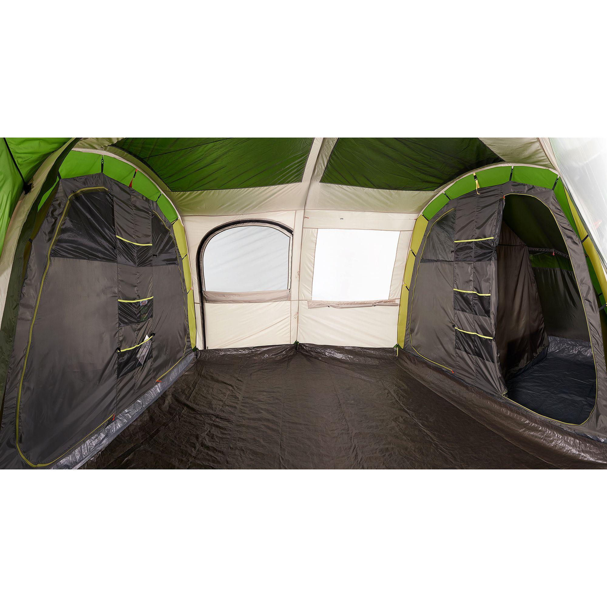 tente de camping familiale arpenaz 8 4 xl 8 personnes. Black Bedroom Furniture Sets. Home Design Ideas