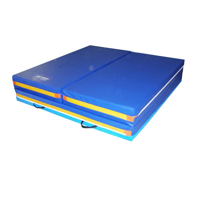 Matelas de r ception gym pliable gvg clubs collectivit s decathlon pro - Matelas d appoint pliable decathlon ...