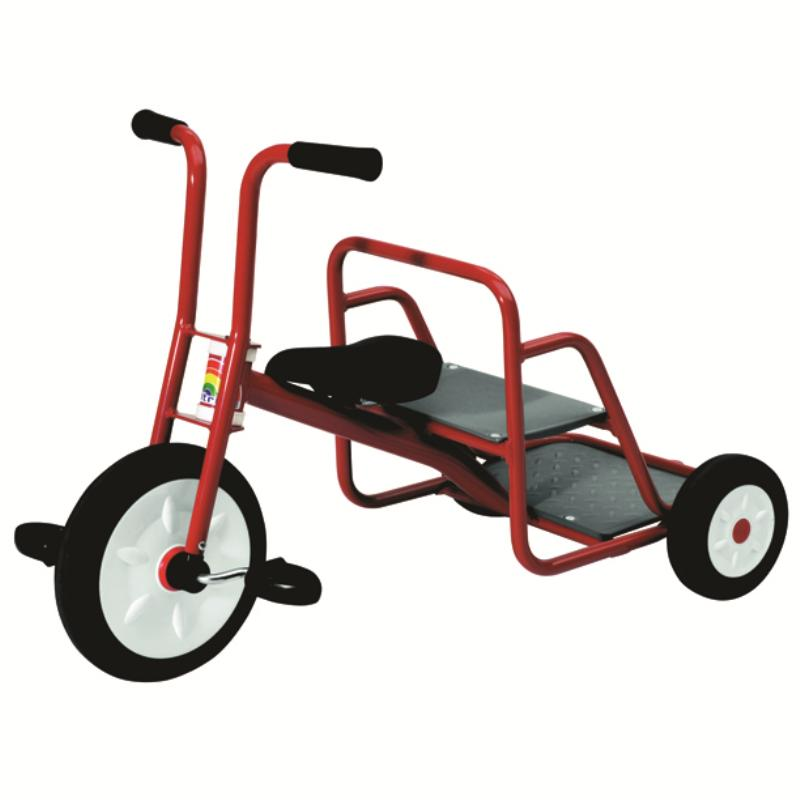 TRICYCLE ÉCOLE BI-PLACE