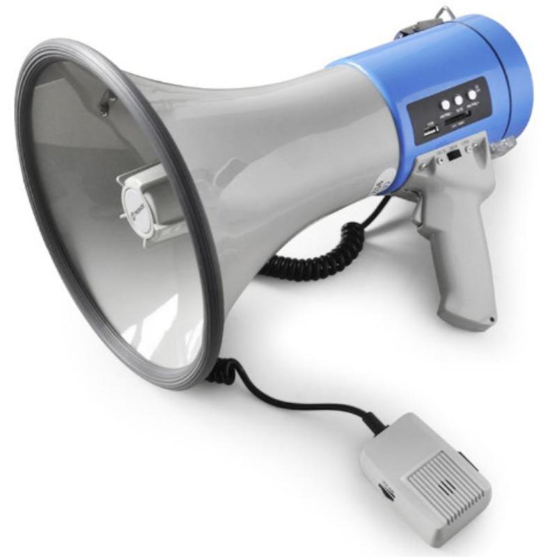 MÉGAPHONE 35W USB