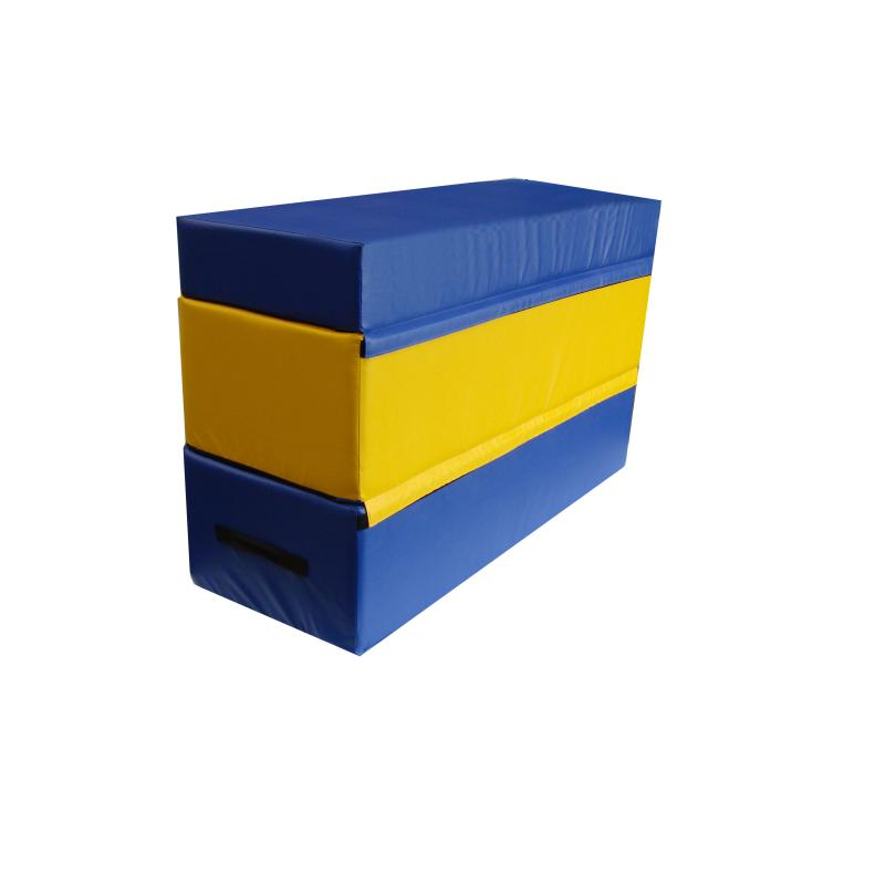 PLINTH GYMNASTIQUE MOUSSE MODULO 3 GVG