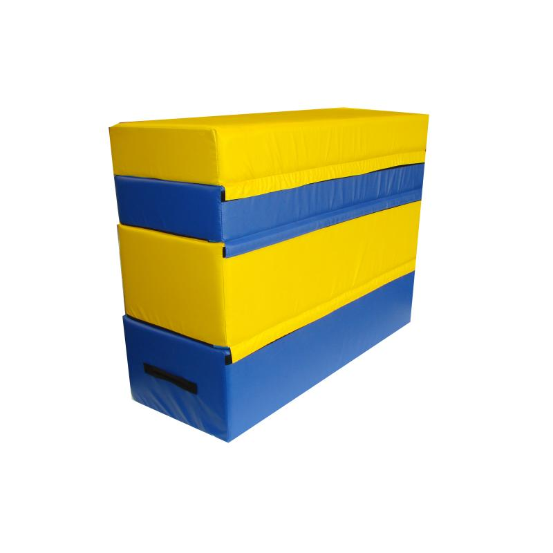 PLINTH GYMNASTIQUE MOUSSE MODULO 4 GVG