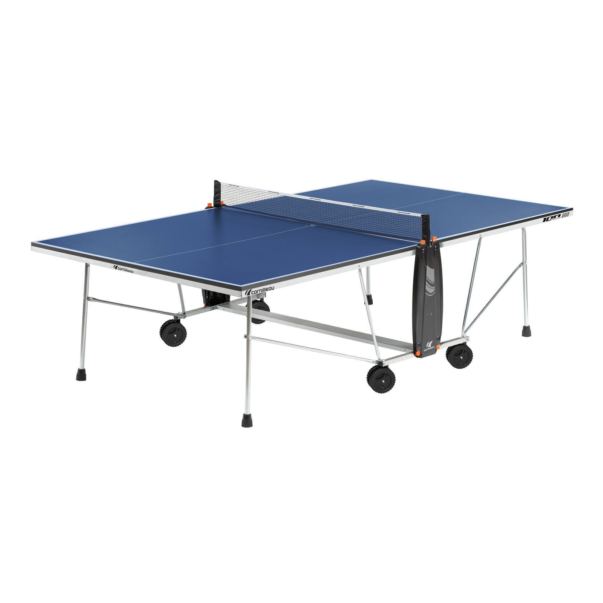 TABLE DE TENNIS DE TABLE FREE 100 INDOOR