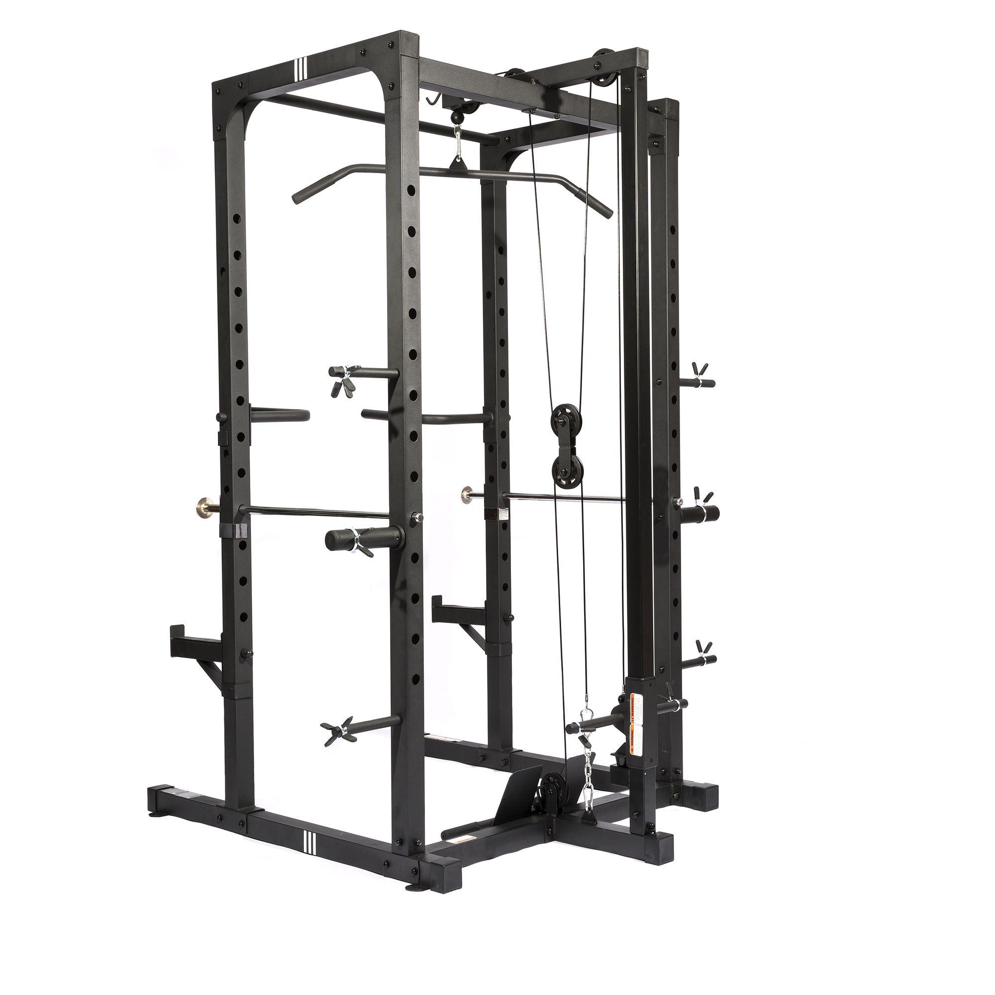 Station De Musculation Rack Home Rig Adidas Clubs  # Recherche Vestiaire A Transforme En Rack Sono