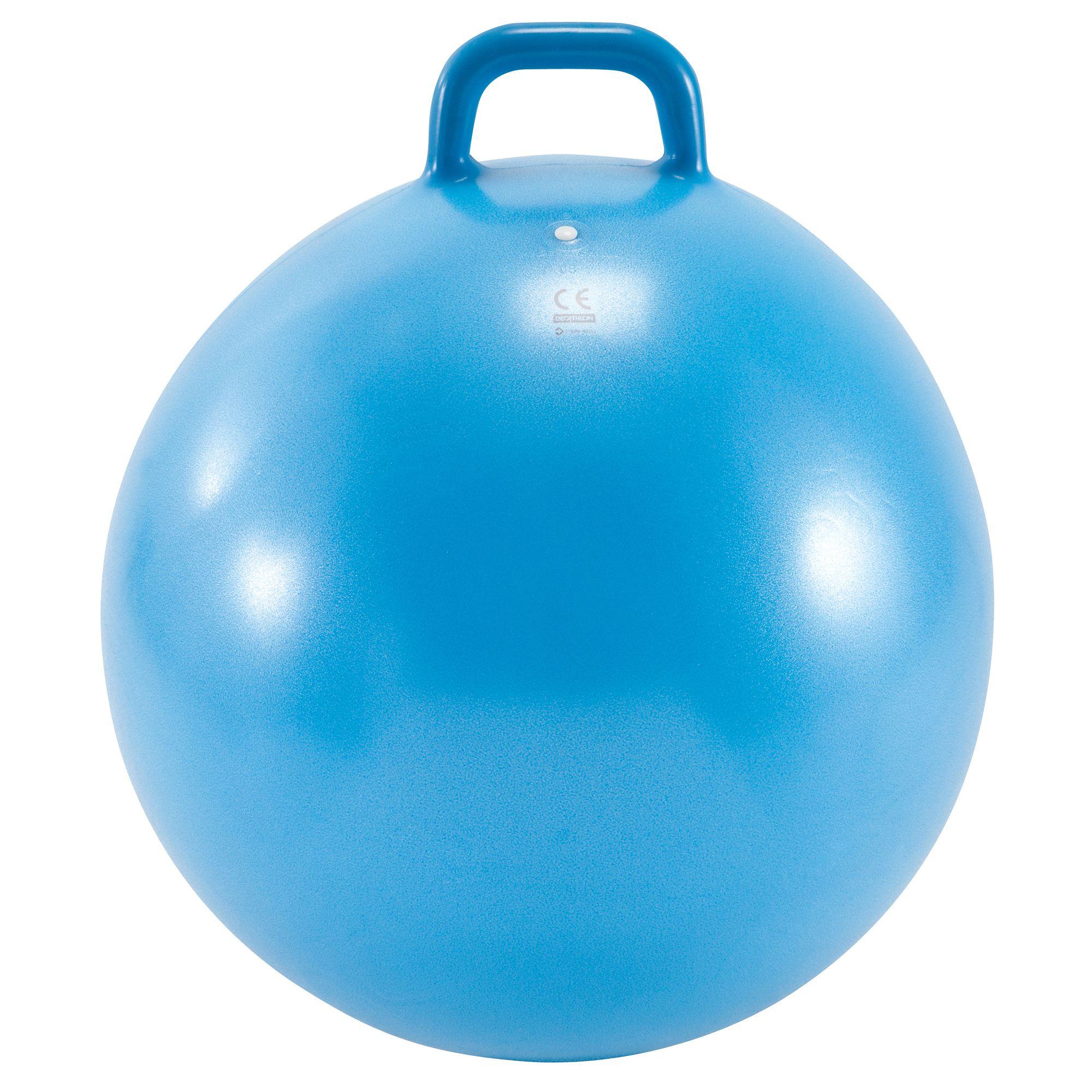 ballon sauteur resist 60 cm gym enfant bleu clubs collectivit s decathlon pro. Black Bedroom Furniture Sets. Home Design Ideas