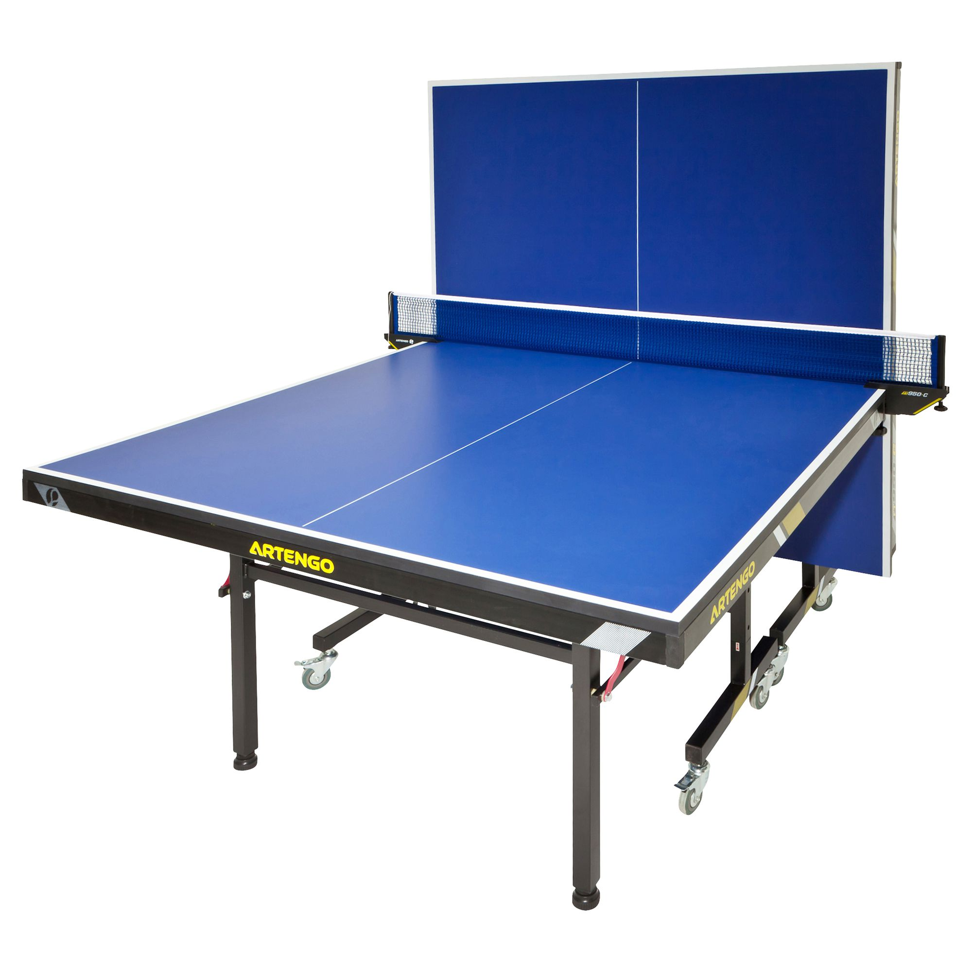 table de tennis de table homologu e ft950 fftt club bleu clubs collectivit s decathlon pro. Black Bedroom Furniture Sets. Home Design Ideas