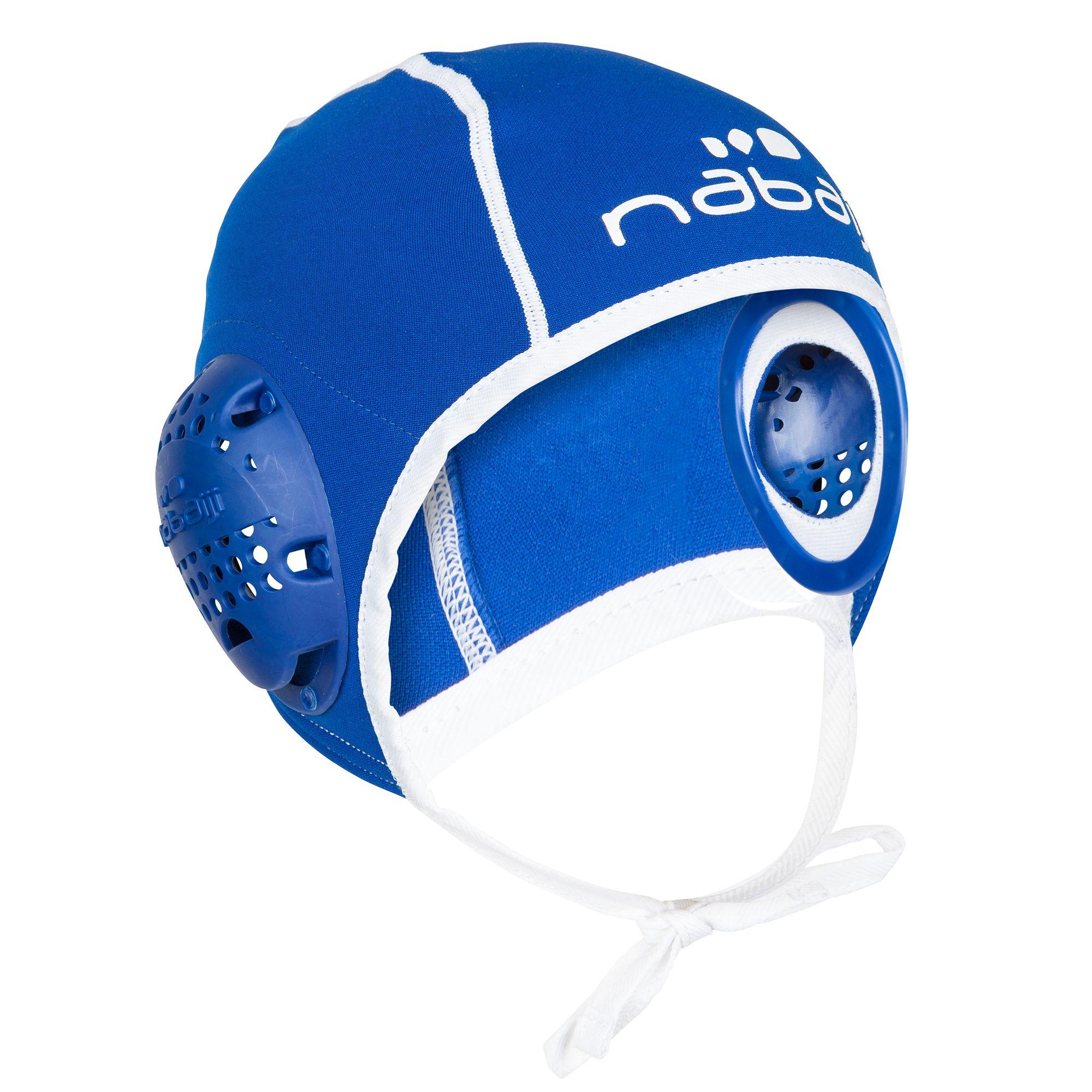 Bonnet Water Polo adulte entrainement bleu