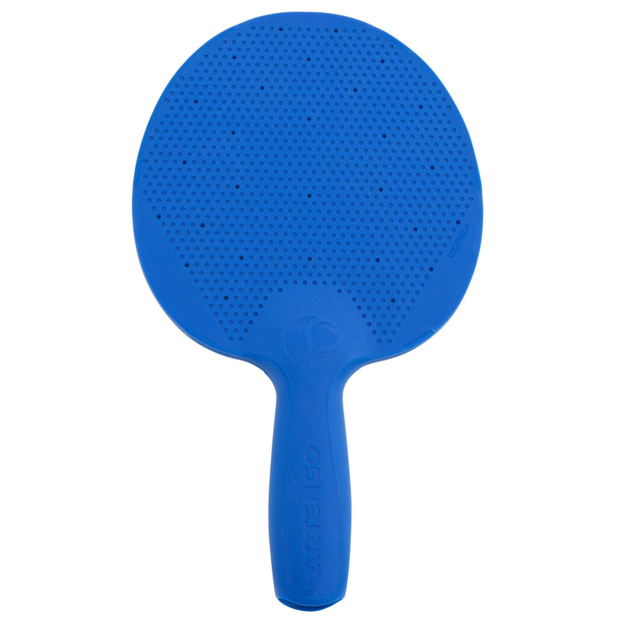 Raquette OUTDOOR ARTENGO FR 100 O Bleu