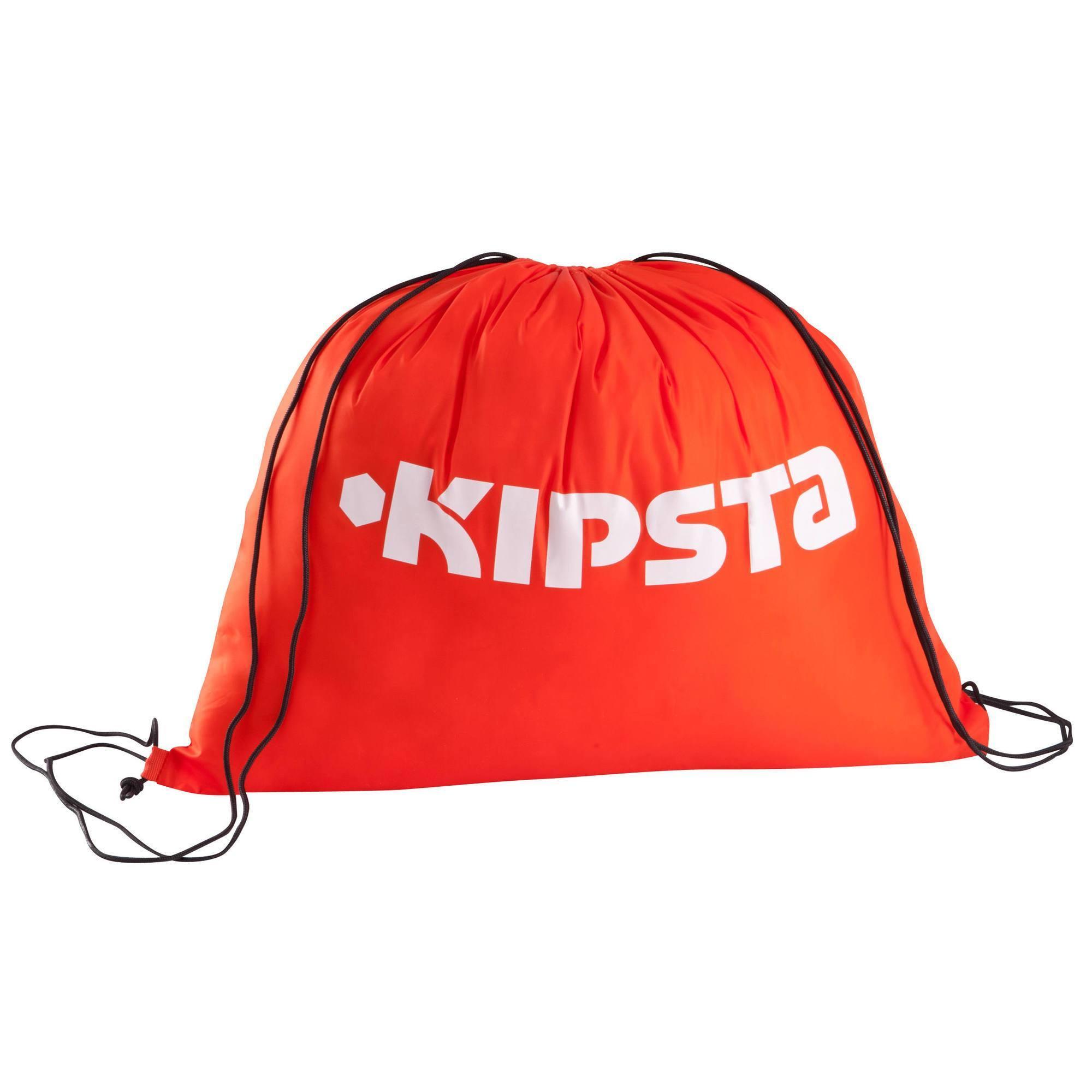 Sac à dos de sports collectifs Light 15 litres orange blanc