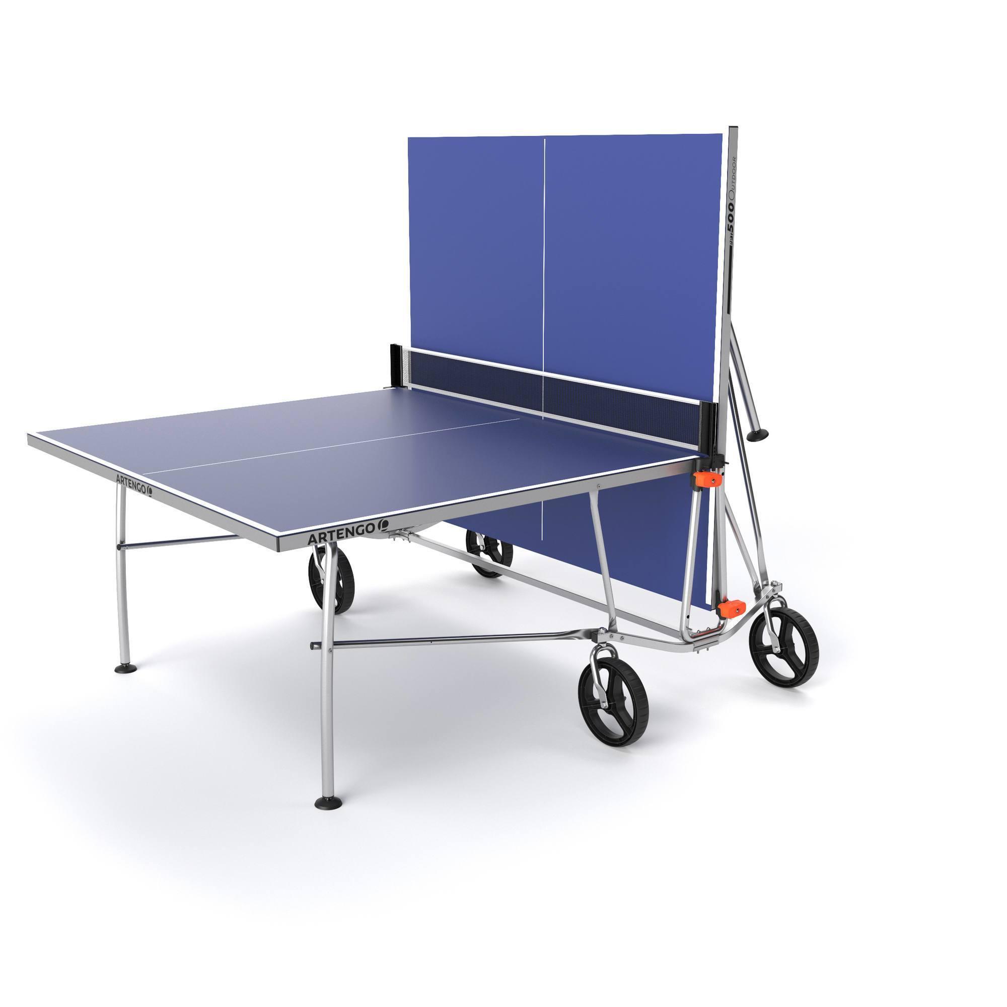 TABLE DE TENNIS DE TABLE FREE PPT 500 / FT 730 OUTDOOR