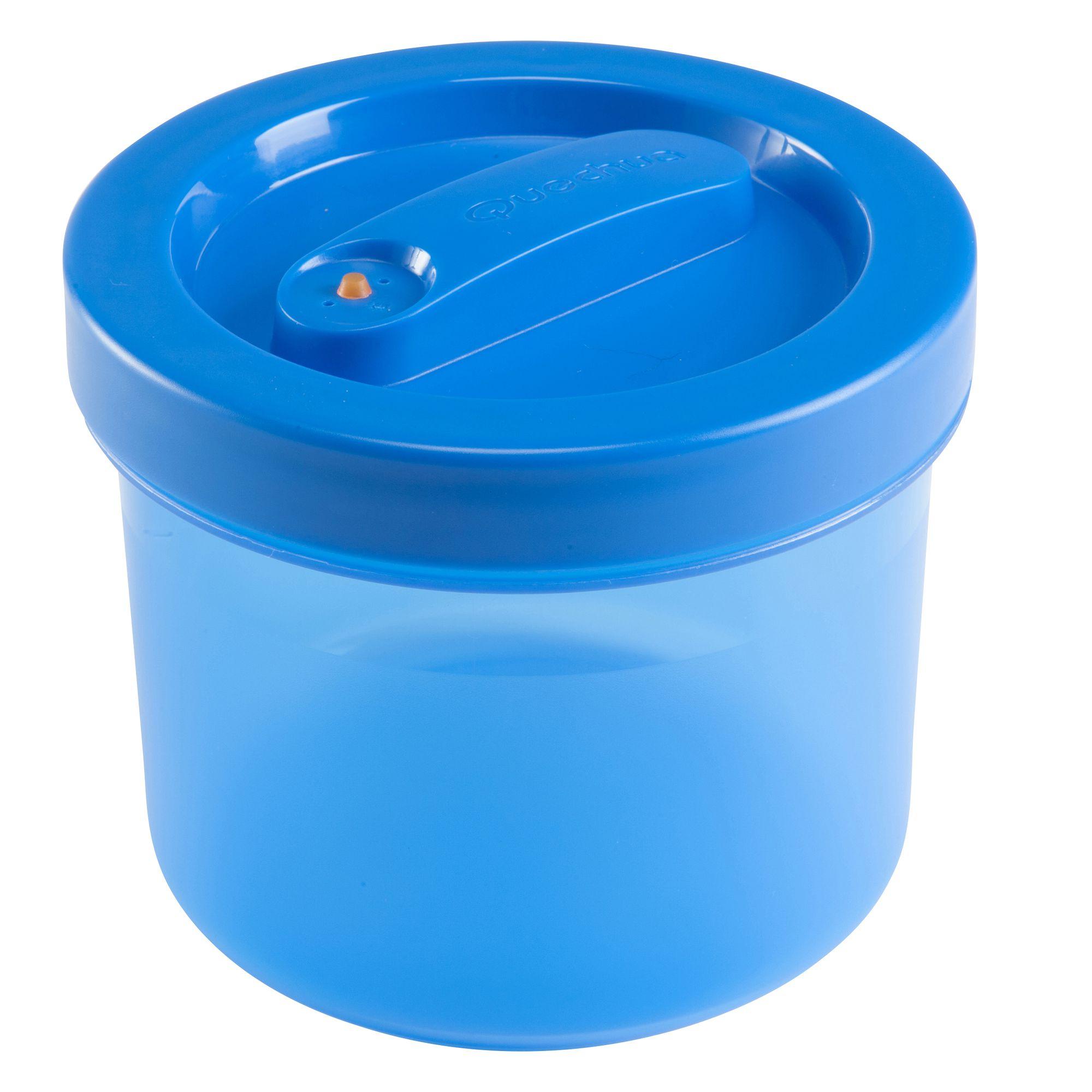 Boîte alimentaire randonnée plastique 0,65 litre