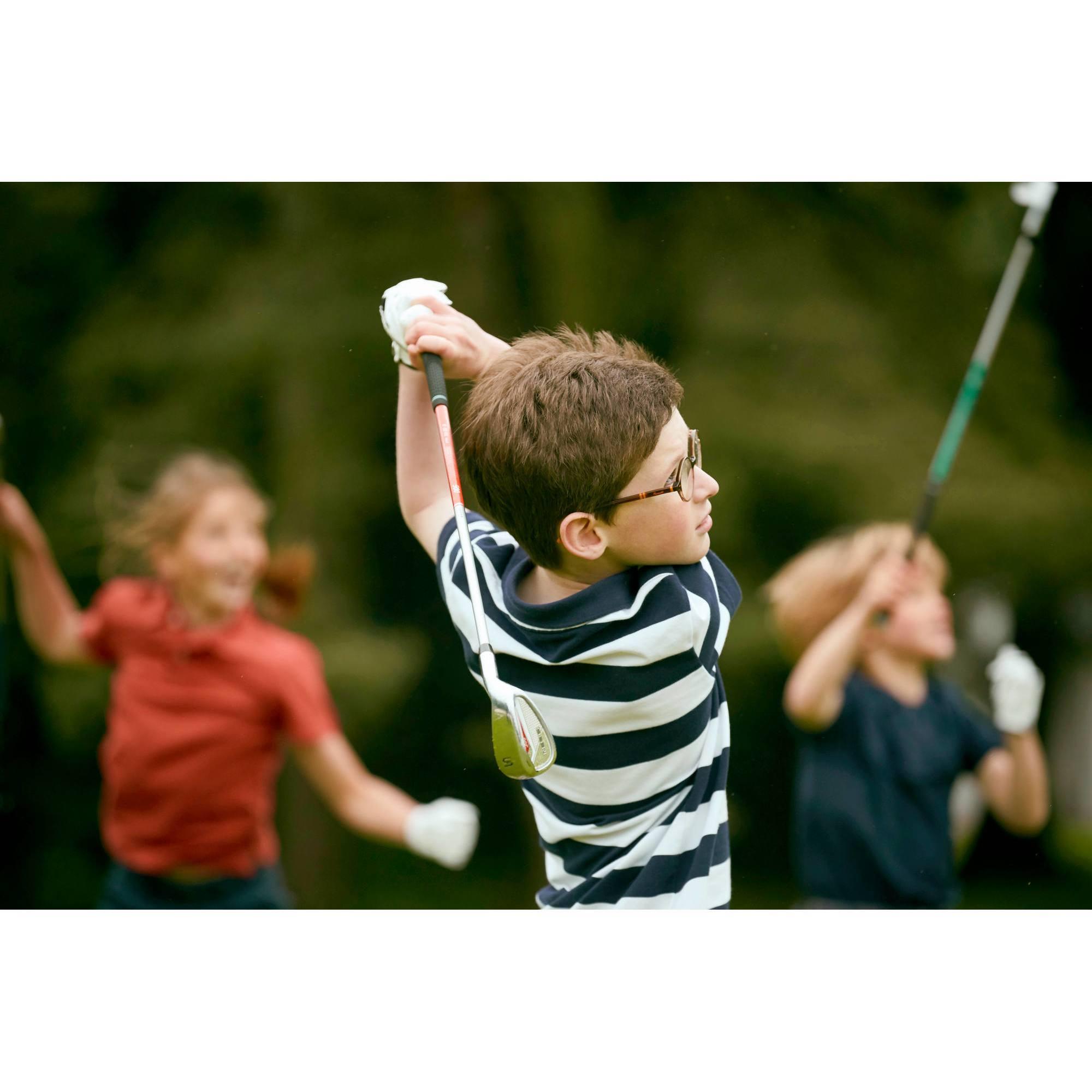 kit de golf enfant 8 10 ans droitier 500 clubs. Black Bedroom Furniture Sets. Home Design Ideas