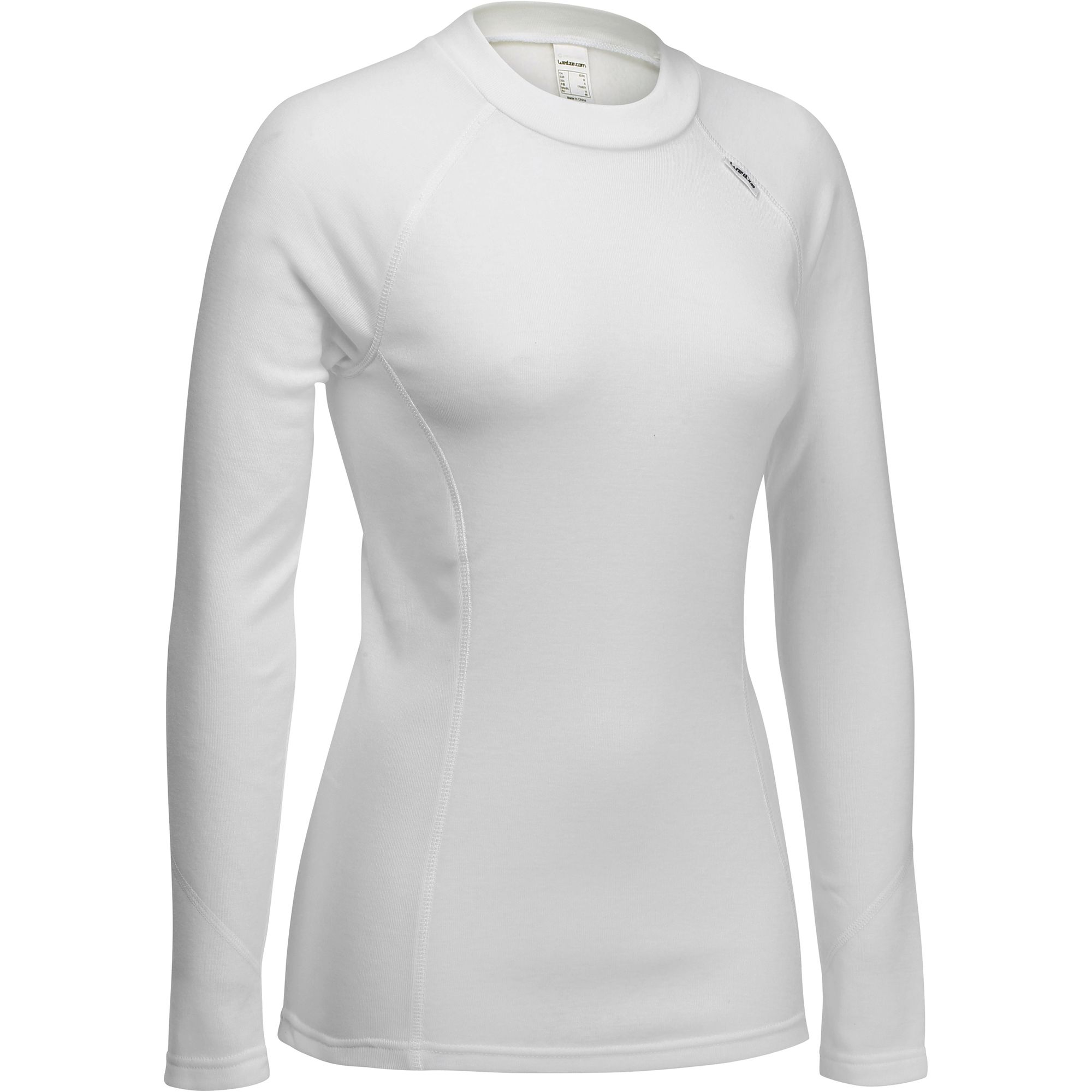SOUS VETEMENT DE SKI FEMME SIMPLE WARM BLANC