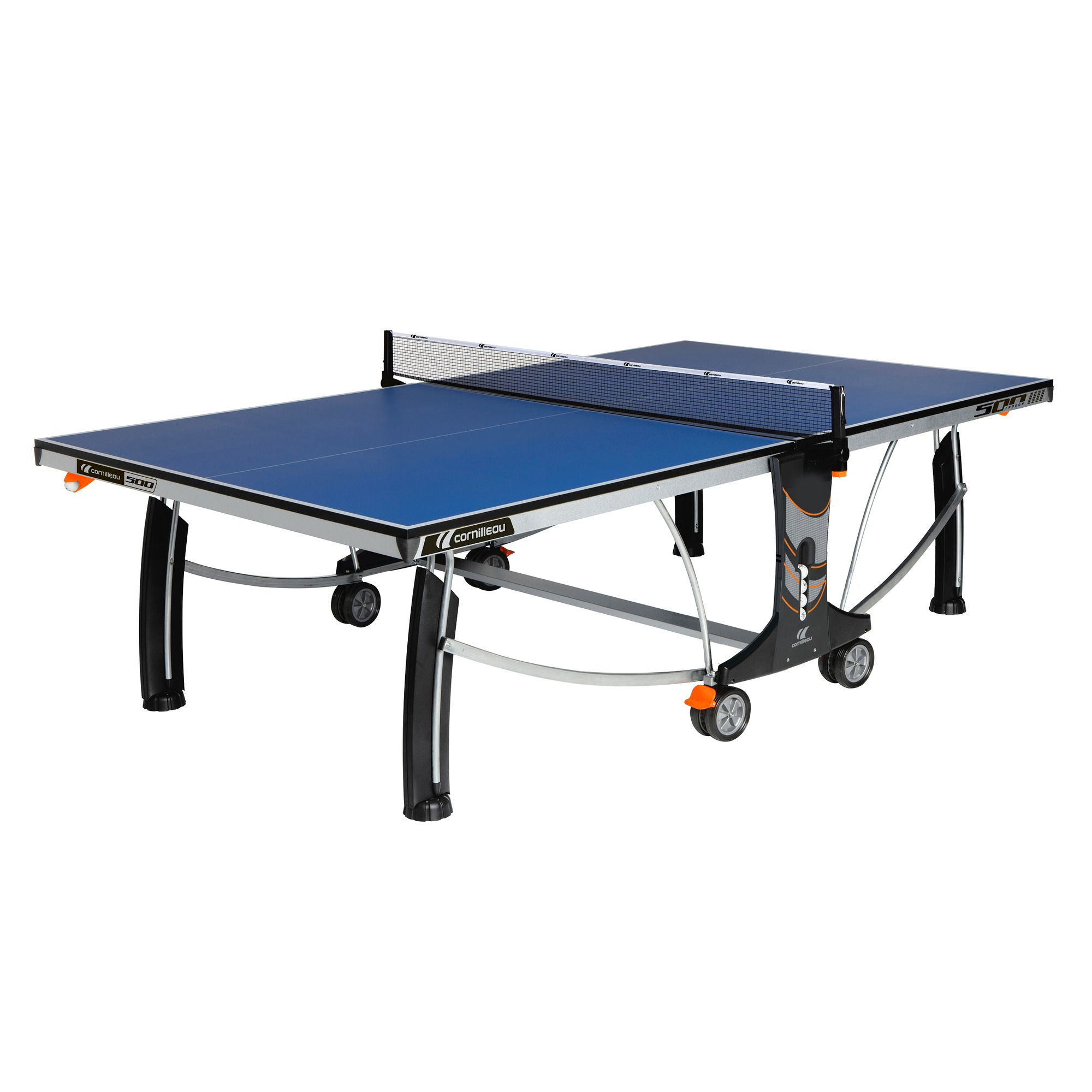 Table de tennis de table interieur 500 indoor clubs - Tennis de table classement individuel ...