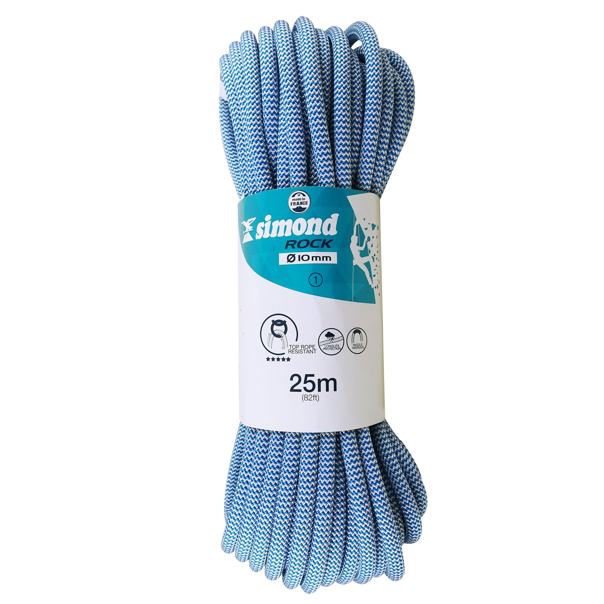 Corde Rock 10mm x 25m