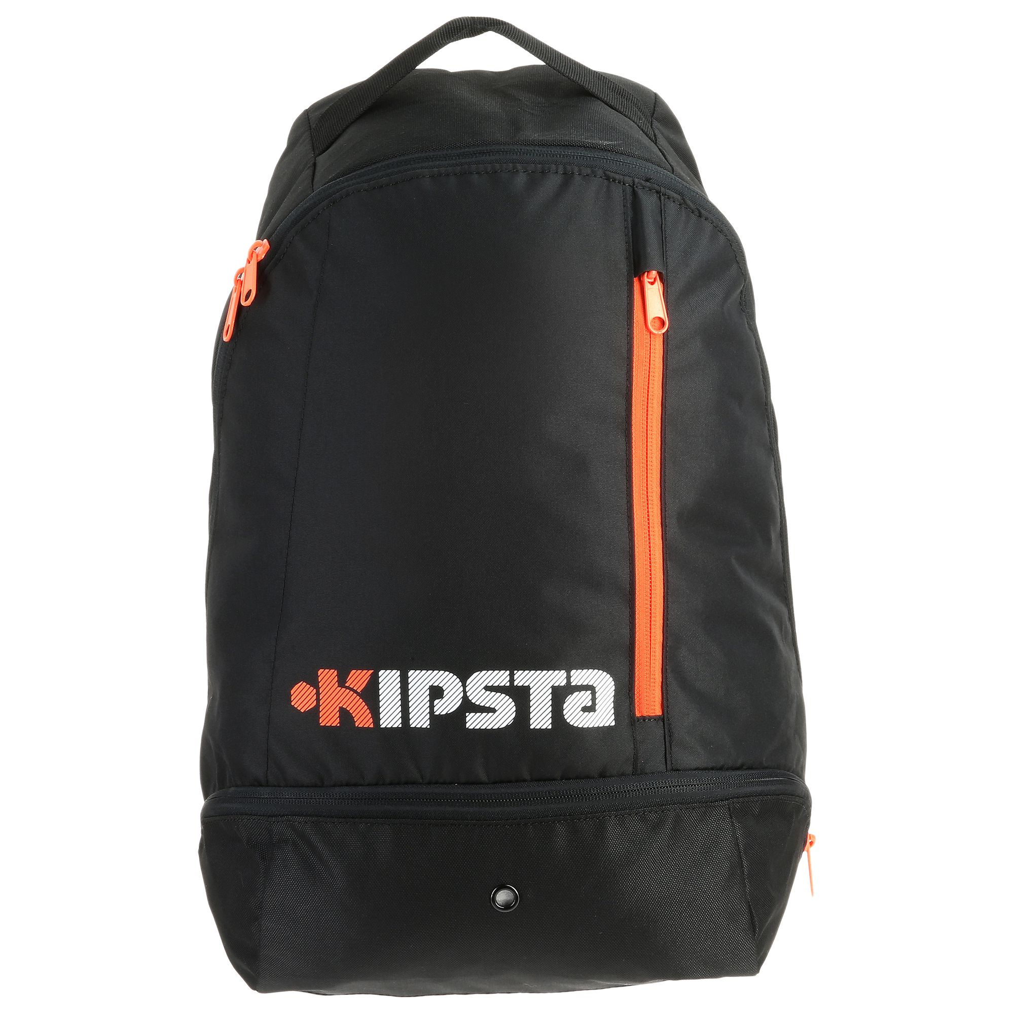 Sac à dos sports collectifs Intensif 20 litres noir orange