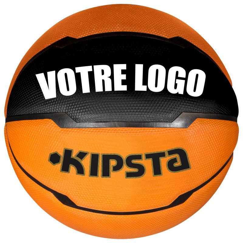 Ballon de basket ball b300 personnalisable clubs collectivit s decathlon pro - Ballon basket decathlon ...