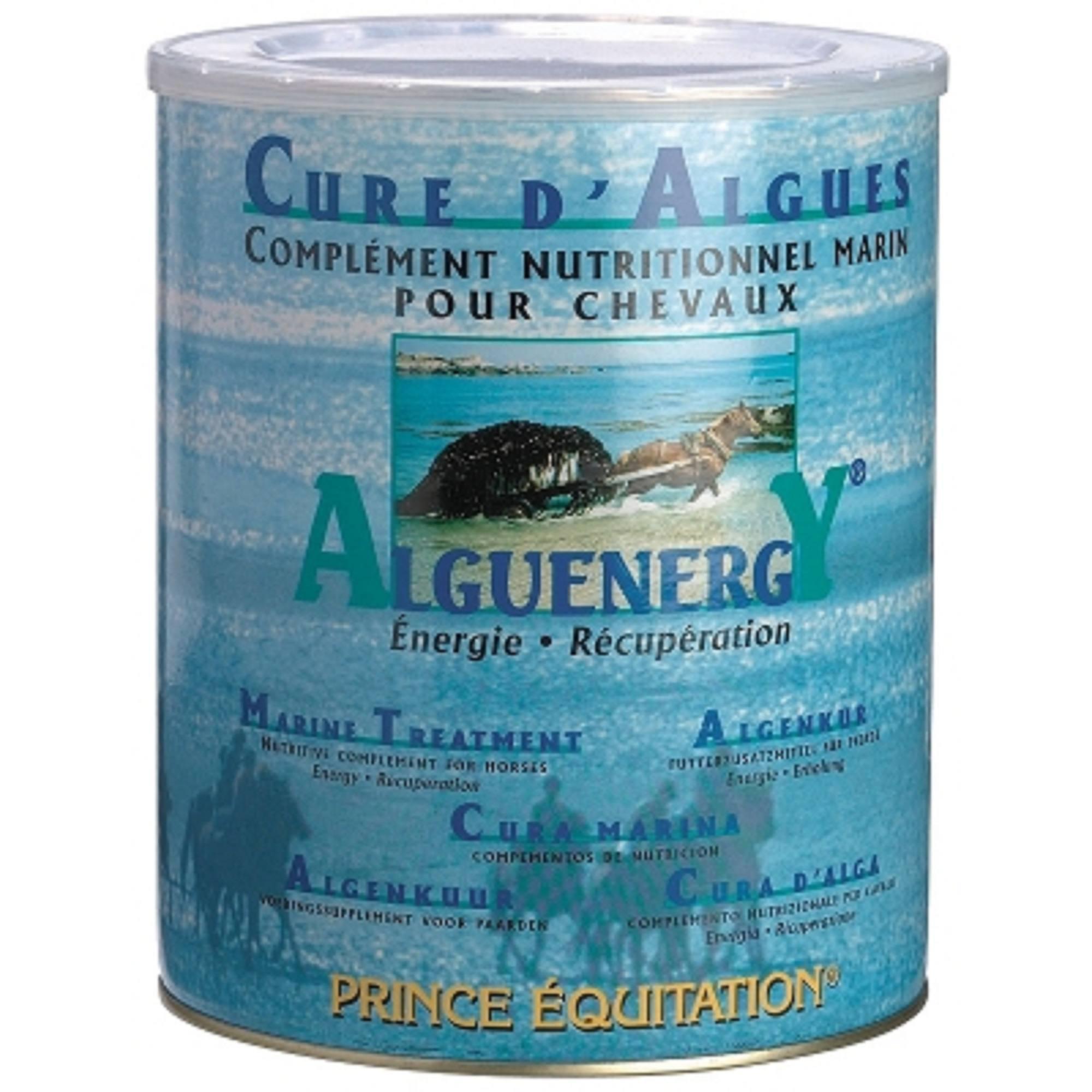 Complément alimentaire équitation cheval et poney ALGUENERGY - 3L