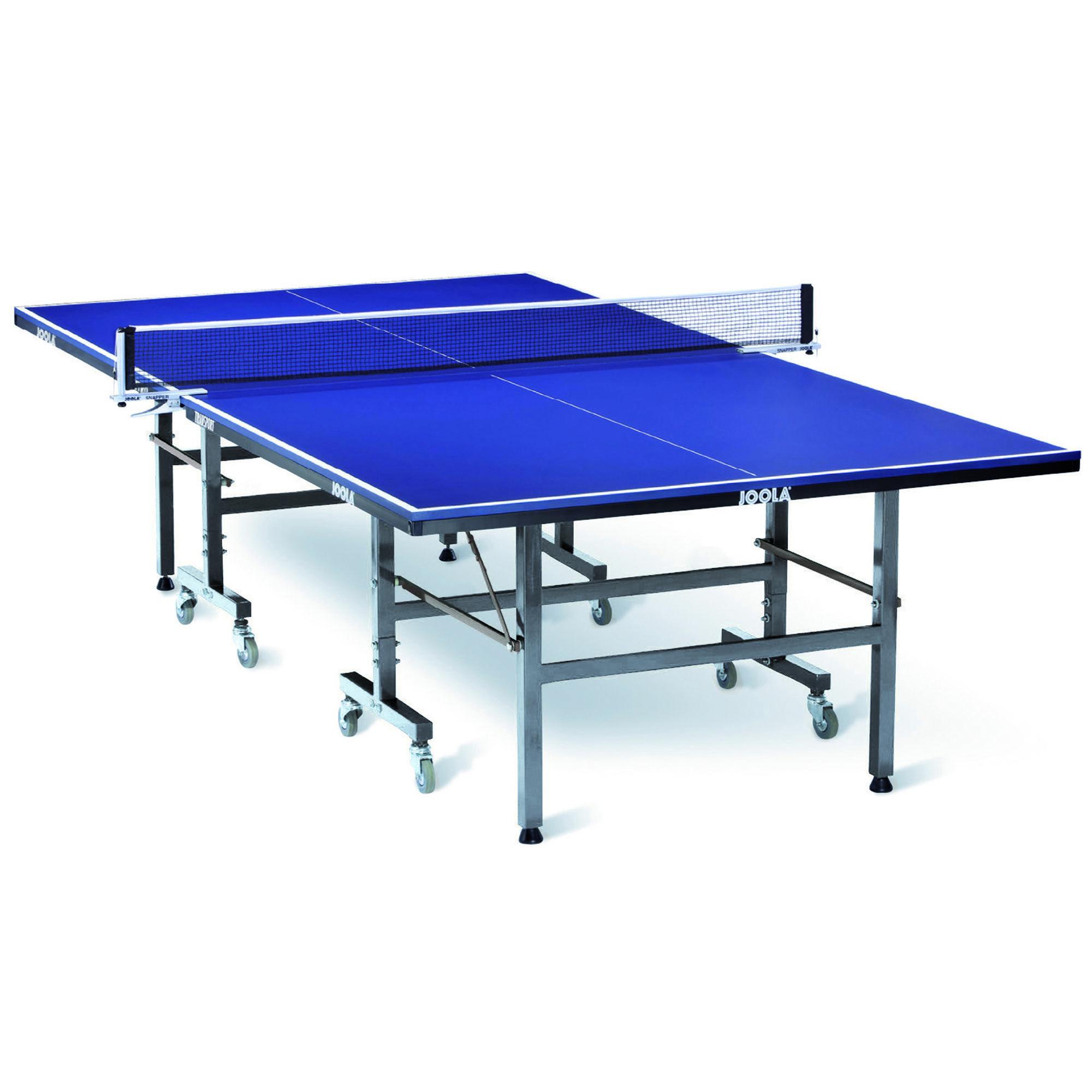 Table de tennis de table int rieur transport joola clubs for Table interieur