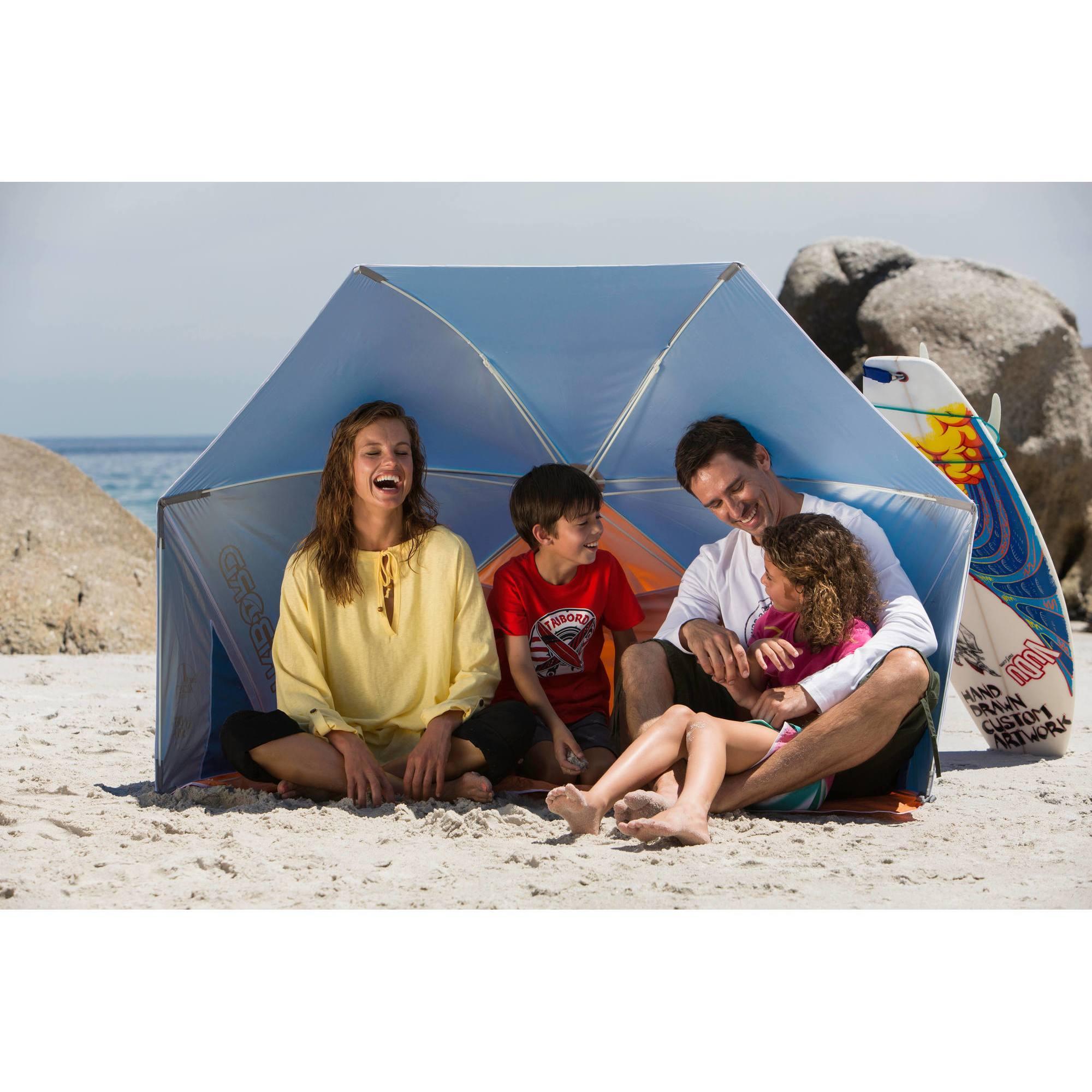 abri de plage iwiko 180 bleu vert clubs collectivit s. Black Bedroom Furniture Sets. Home Design Ideas