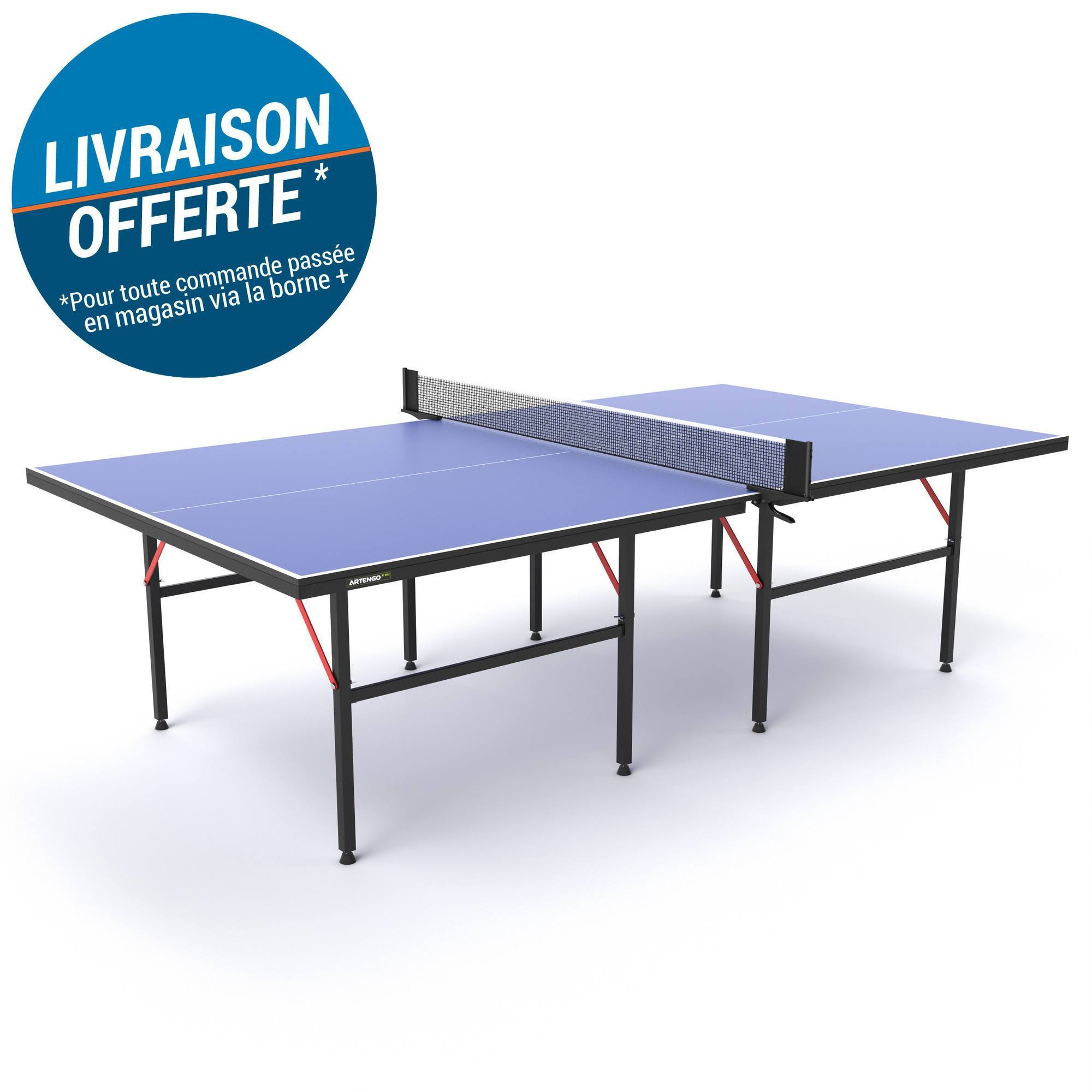 TABLE FT 720 INDOOR ARTENGO 19MM