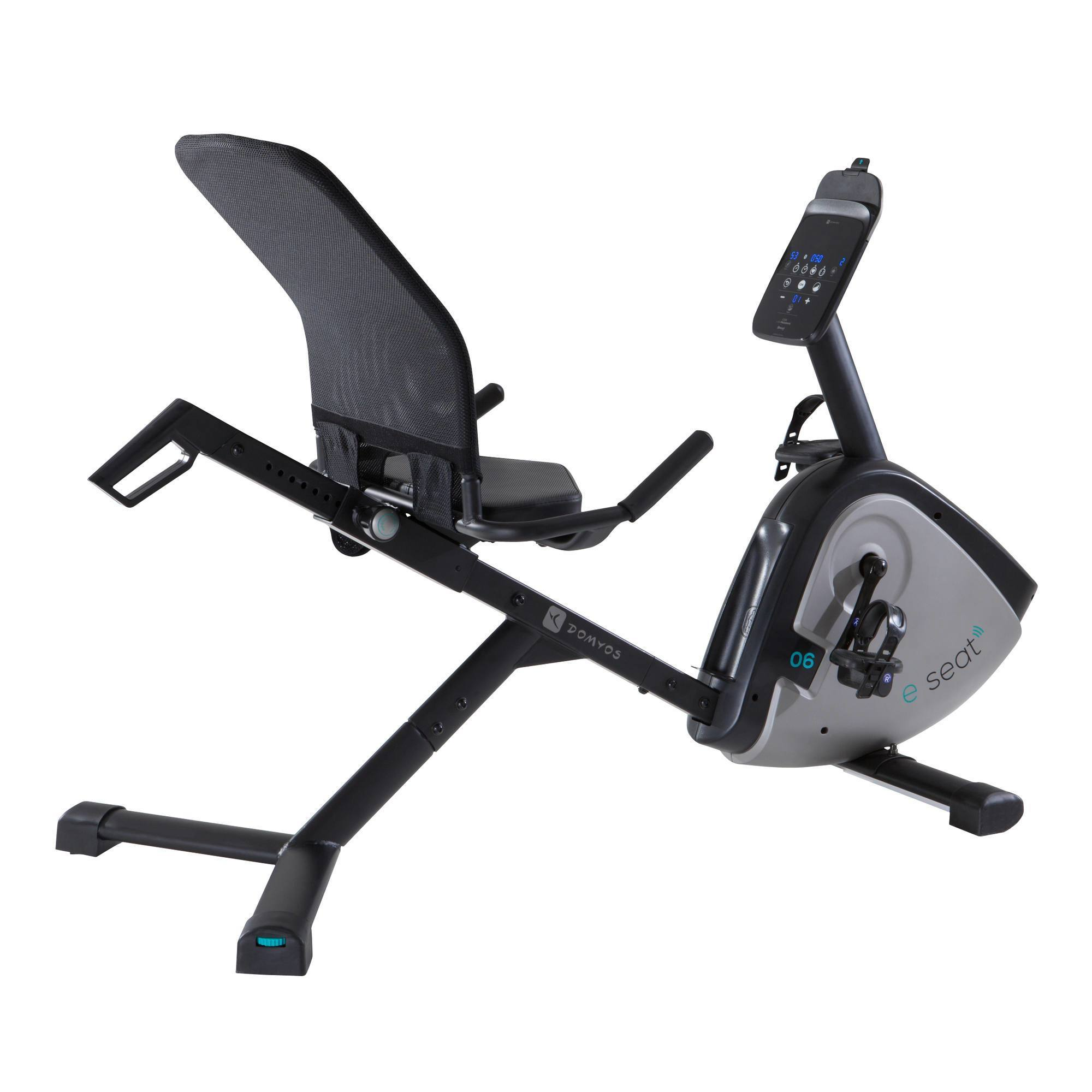 Velo d 39 appartement assis e seat compatible application e connected cl - Velo d appartement assis ...