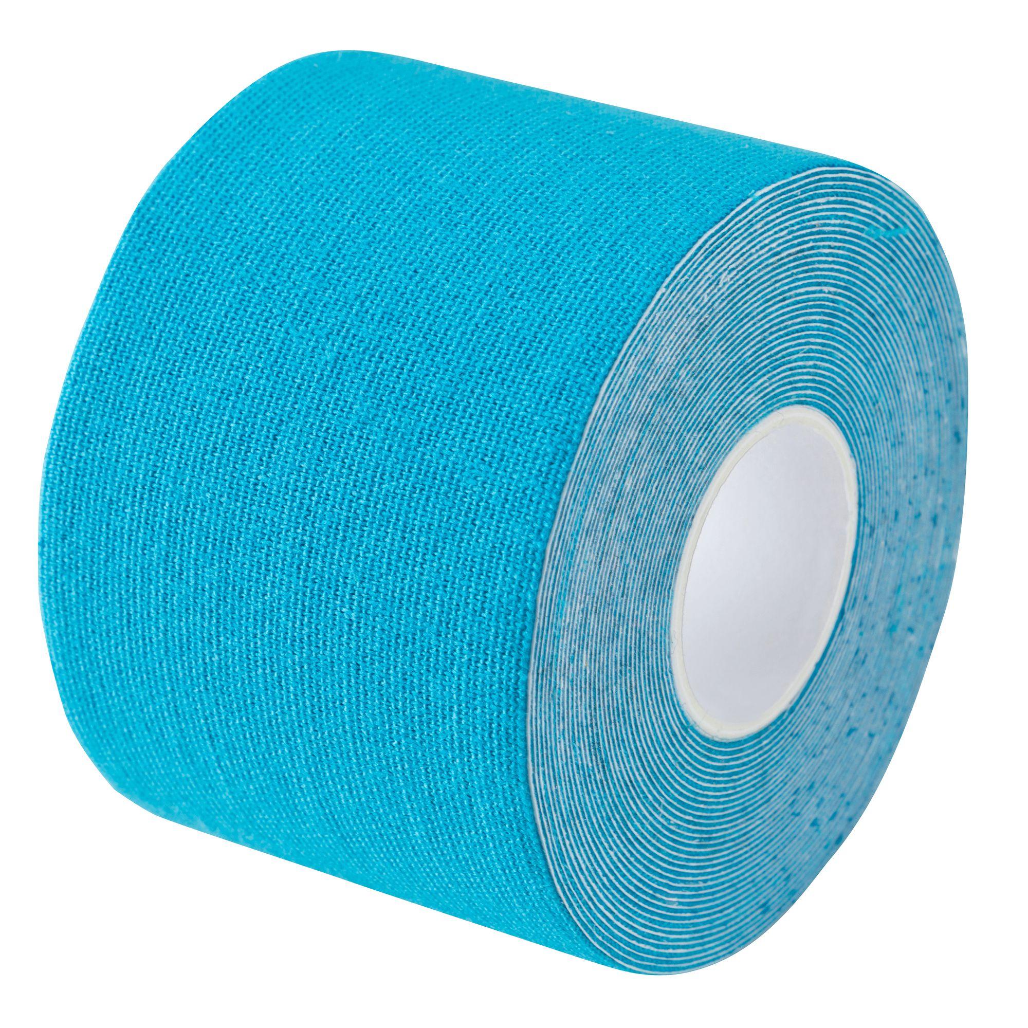 Bande kinésiologie Bleue