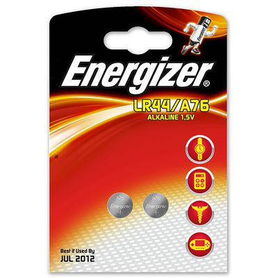 PILES ENERGIZER A76/LR44
