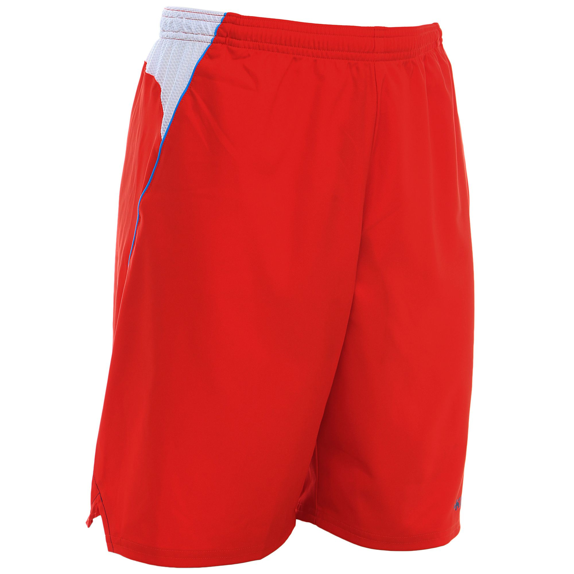 Short football adulte F500 rouge