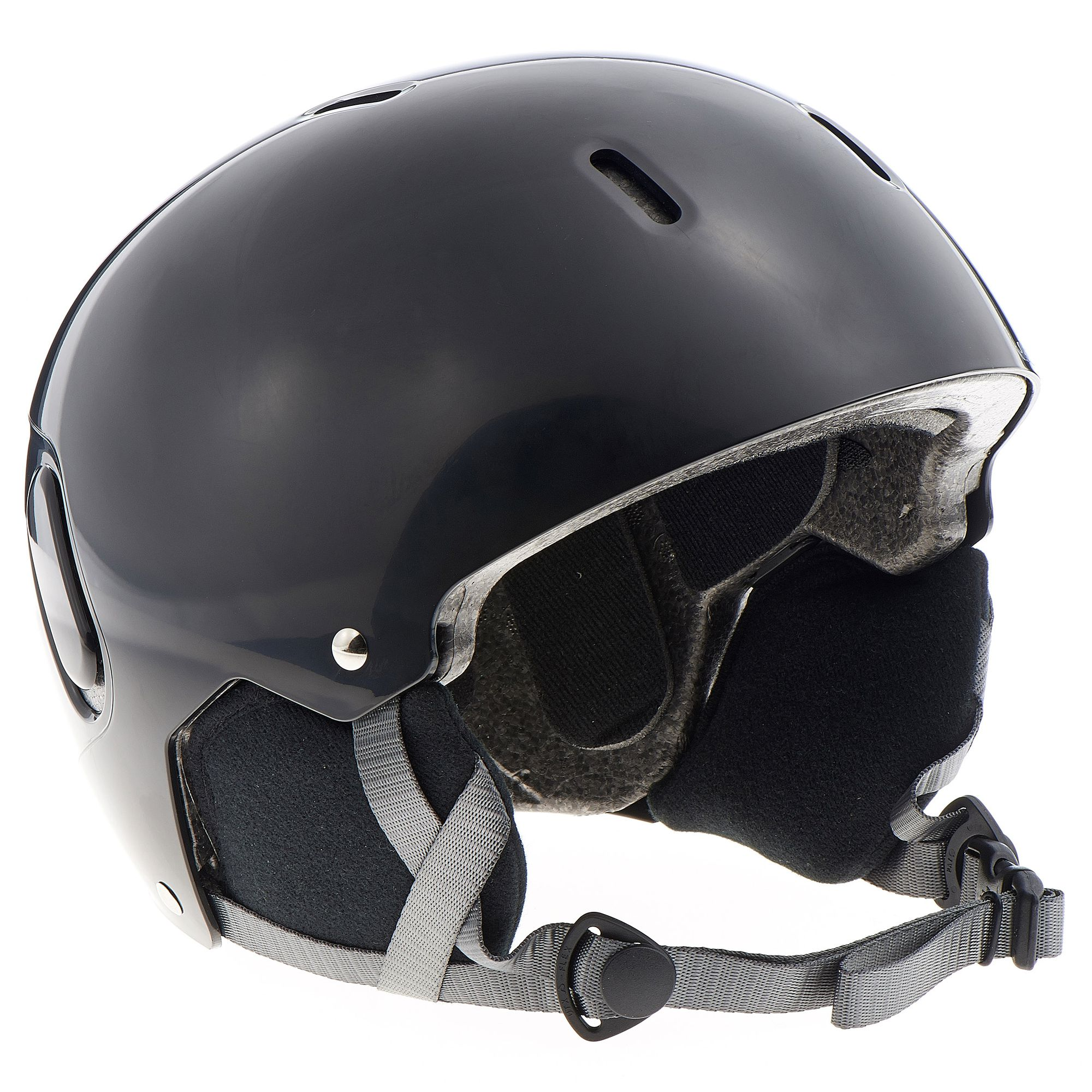 CASQUE DE SKI ET DE SNOWBOARD ADULTE ONE FEEL NOIR