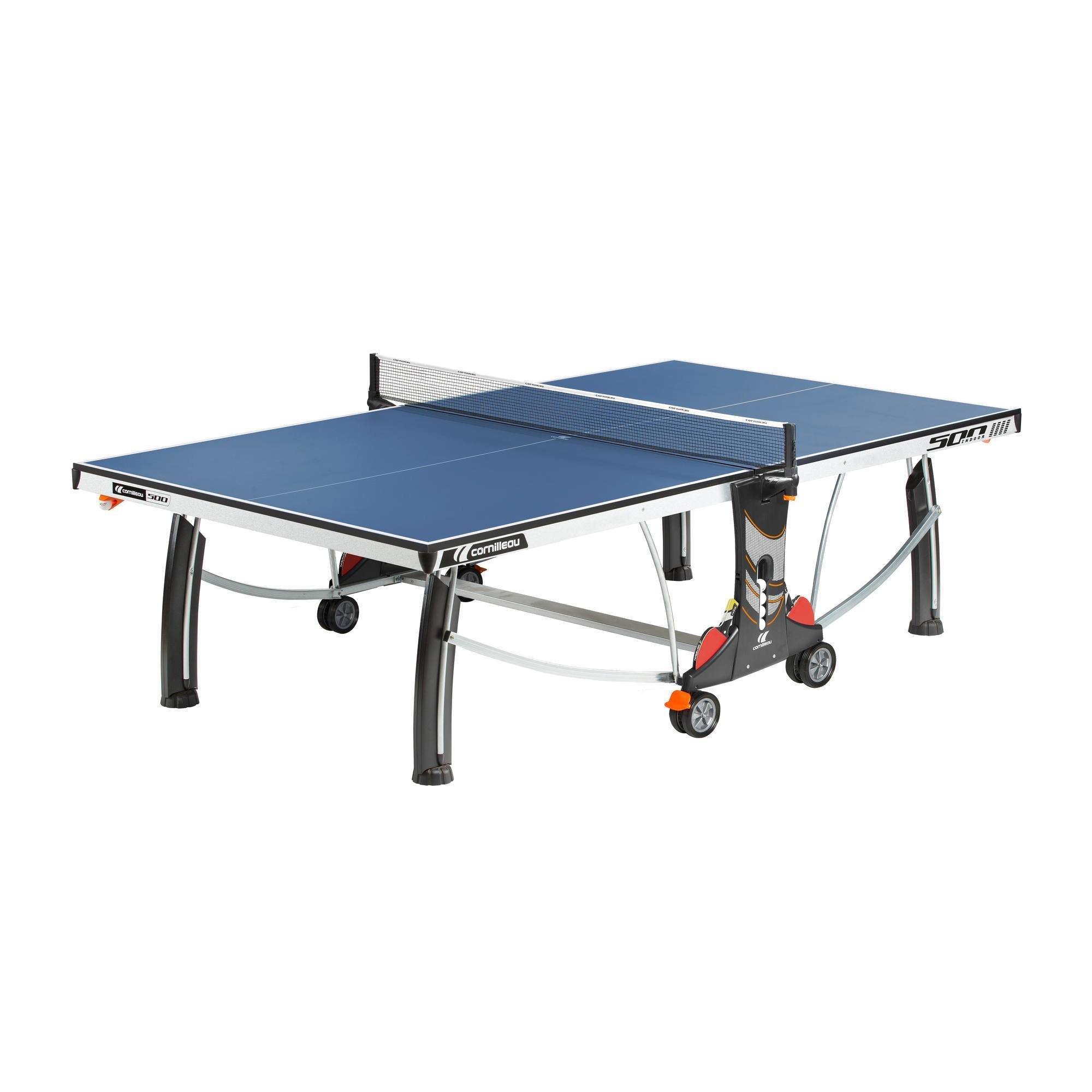 TABLE DE TENNIS DE TABLE INTERIEUR 500 INDOOR