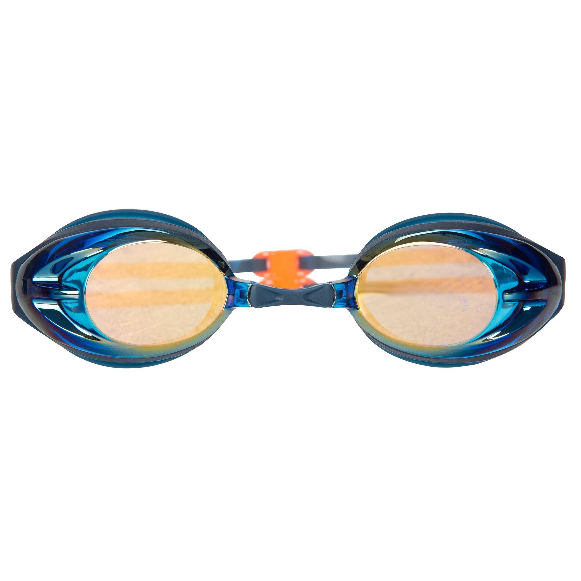 Lunettes de natation action miroir clubs collectivit s - Miroir en forme de lunette ...