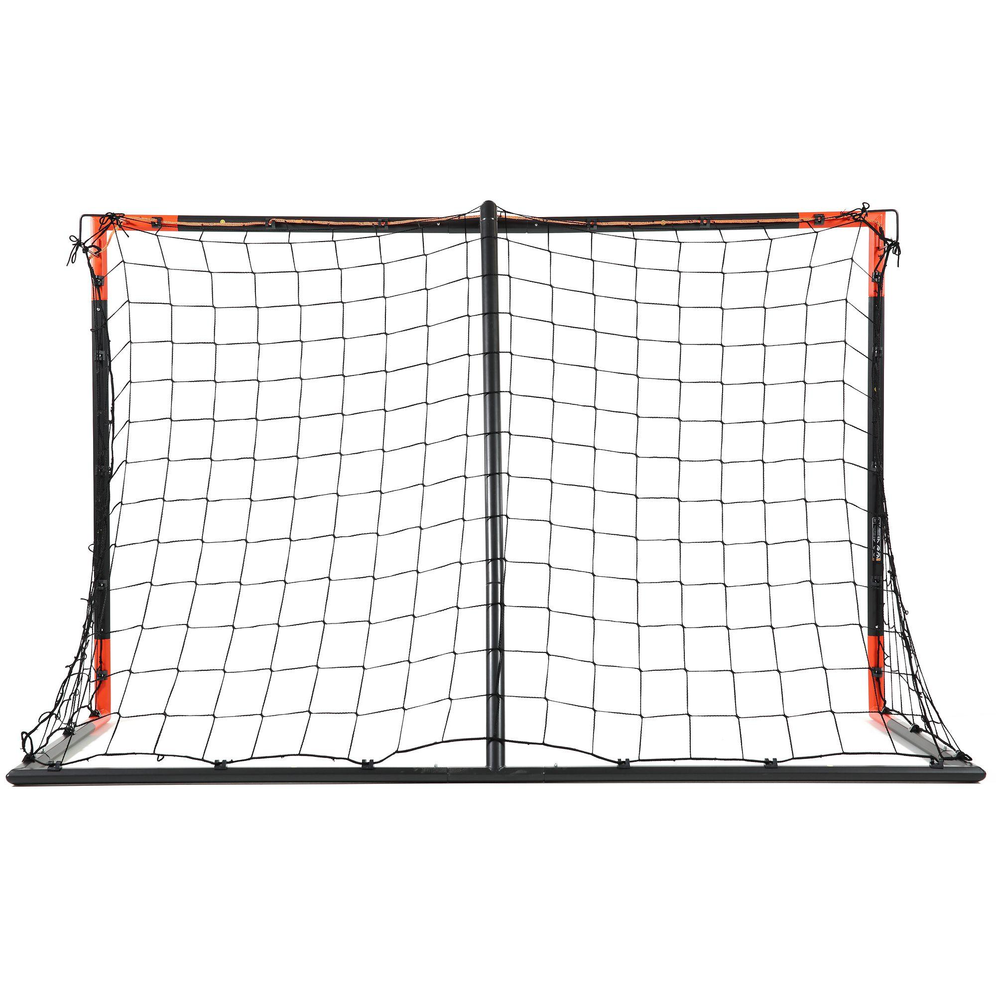 but de football classic goal taille m gris orange clubs collectivit s decathlon pro. Black Bedroom Furniture Sets. Home Design Ideas