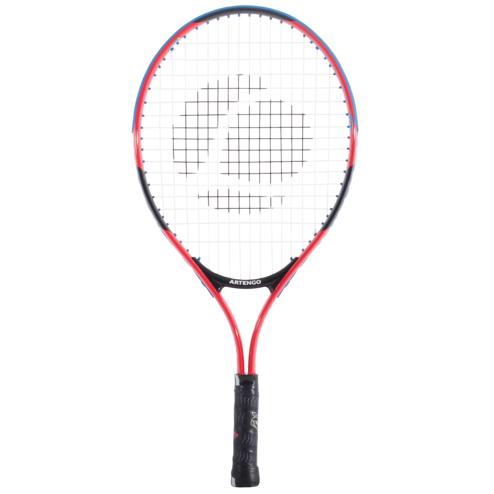 Raquette de tennis enfant rouge TR 730 JR  21