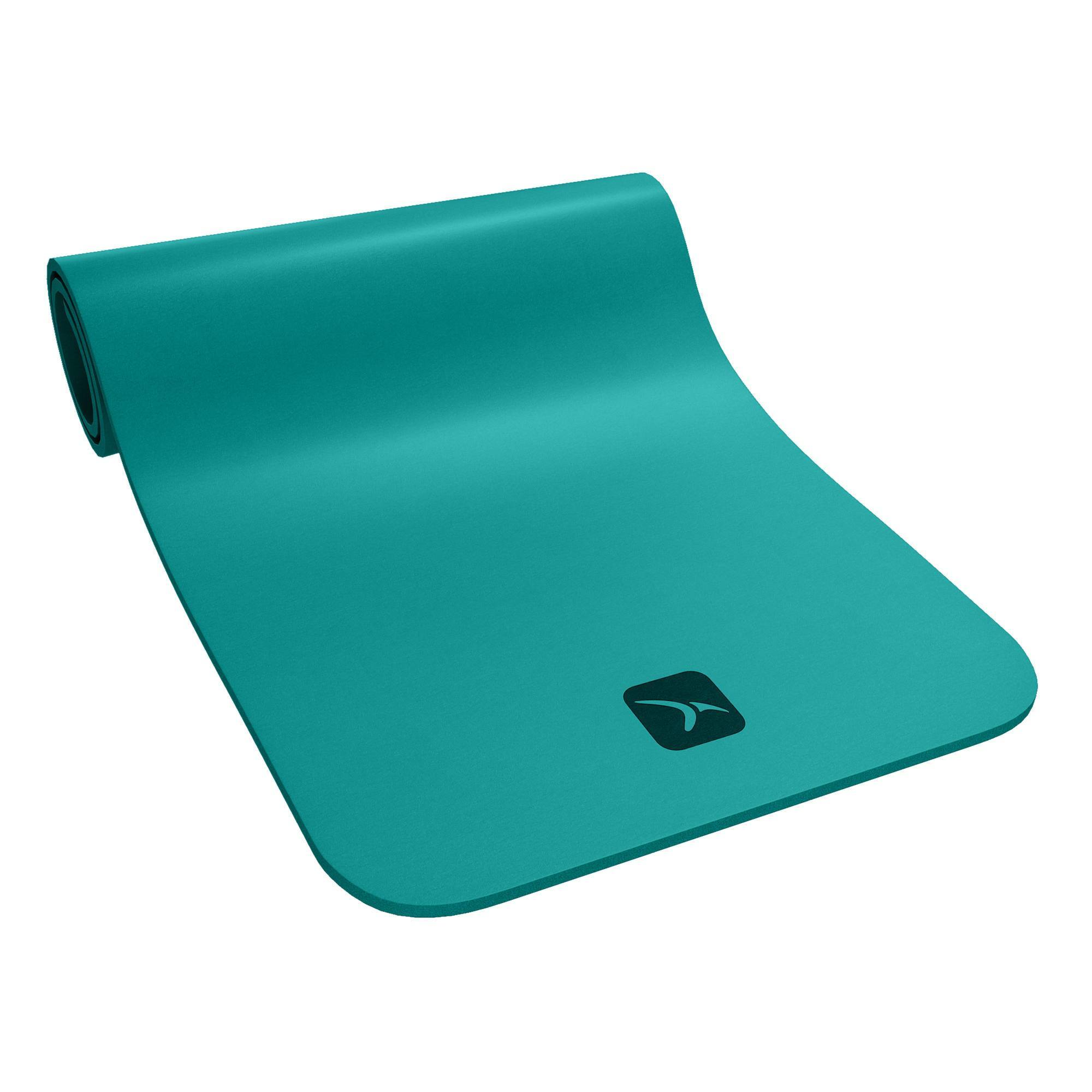 Tapis Pilates confort Vert