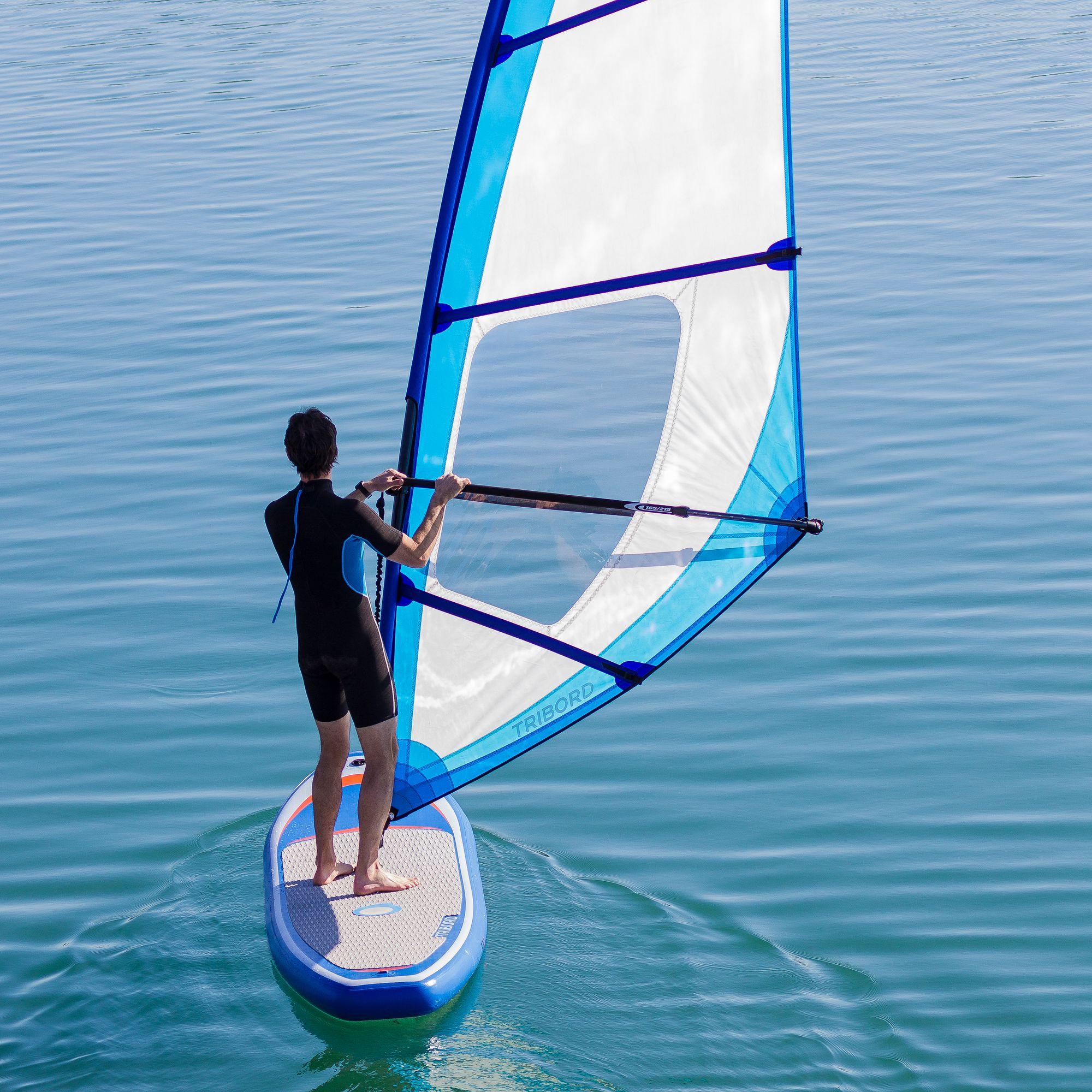 planche voile gonflable 320l adapt e l 39 apprentissage du windsurf clubs collectivit s. Black Bedroom Furniture Sets. Home Design Ideas
