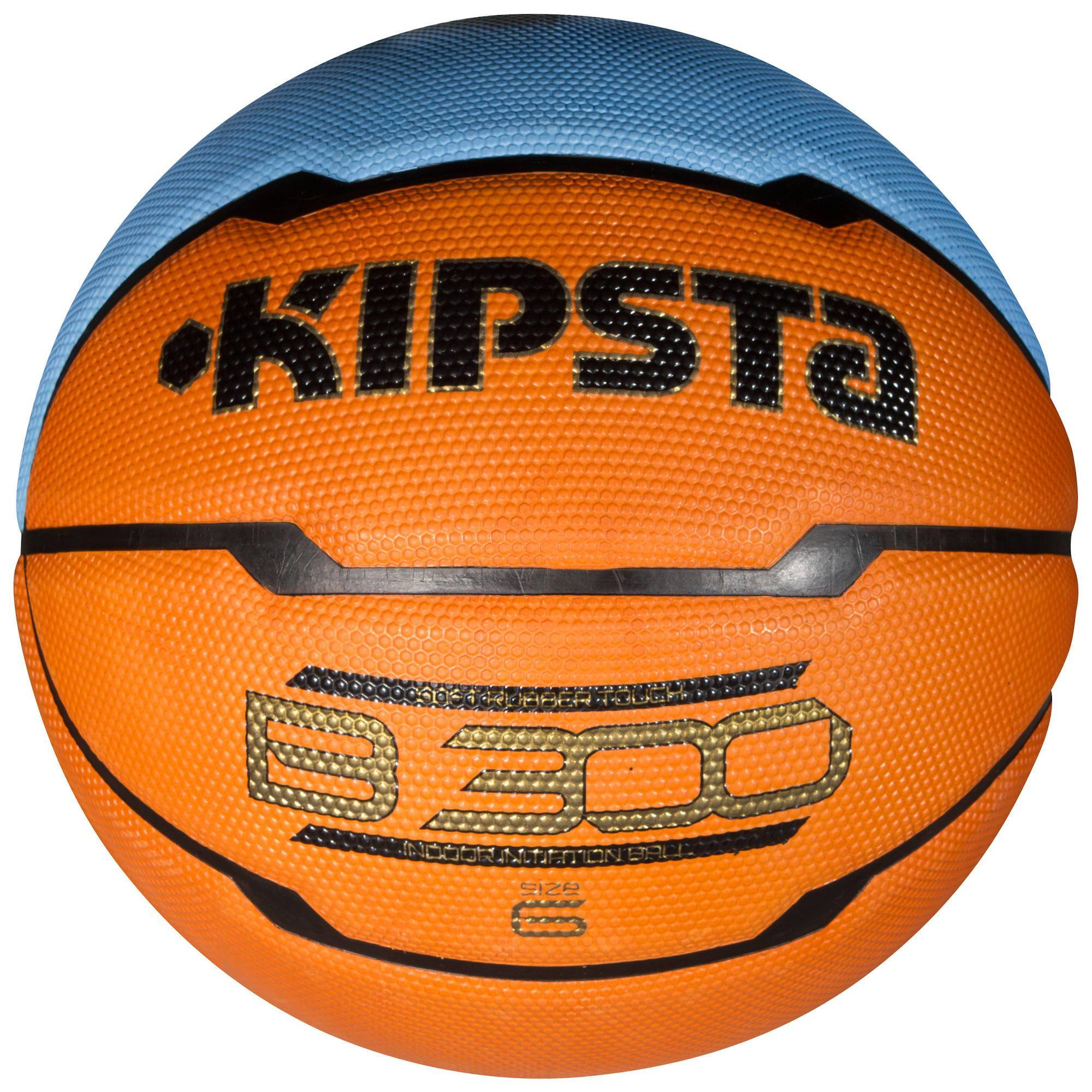 BALLON BASKET-BALL B300 TAILLE 6 ENTRAINEMENT