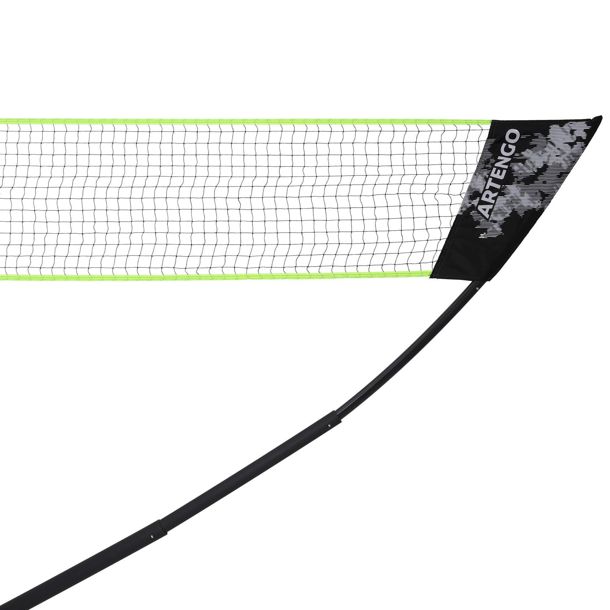 filet de badminton easy net 5m clubs collectivit s. Black Bedroom Furniture Sets. Home Design Ideas