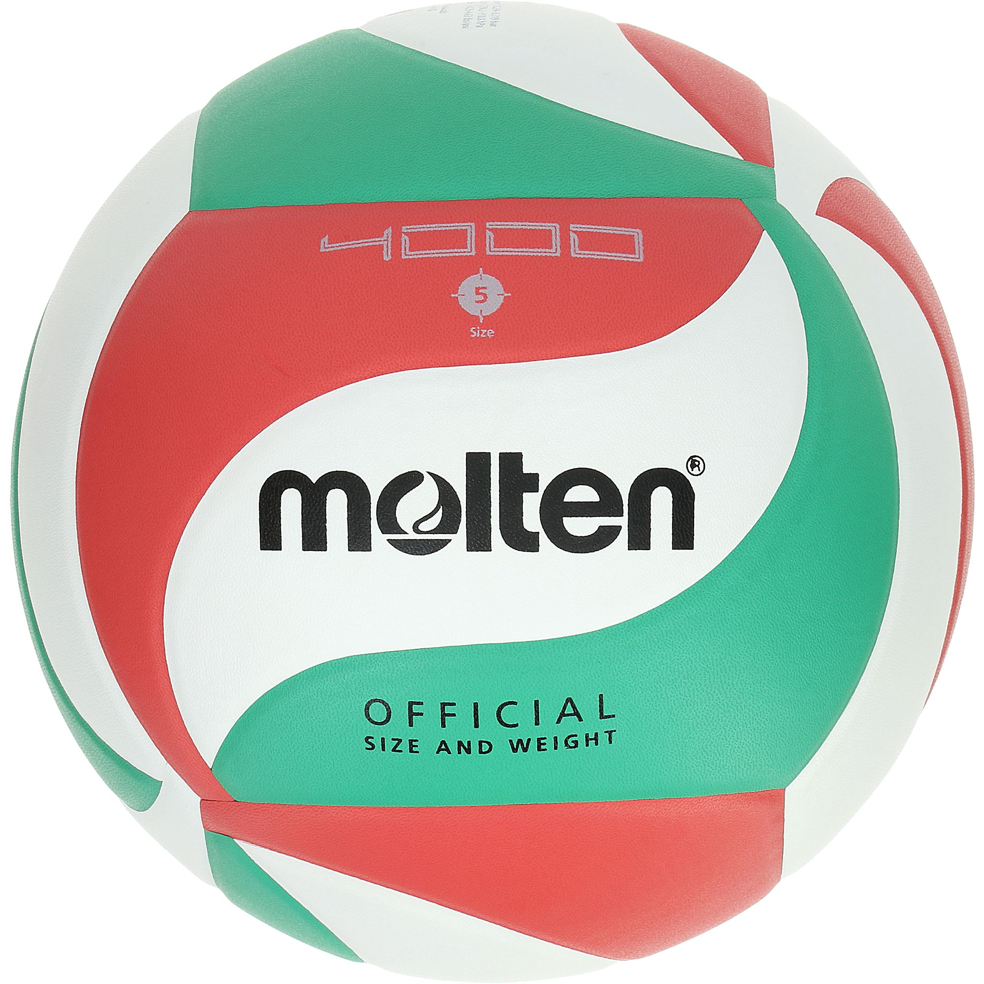 BALLON VOLLEY-BALL VM5-4000 MOLTEN