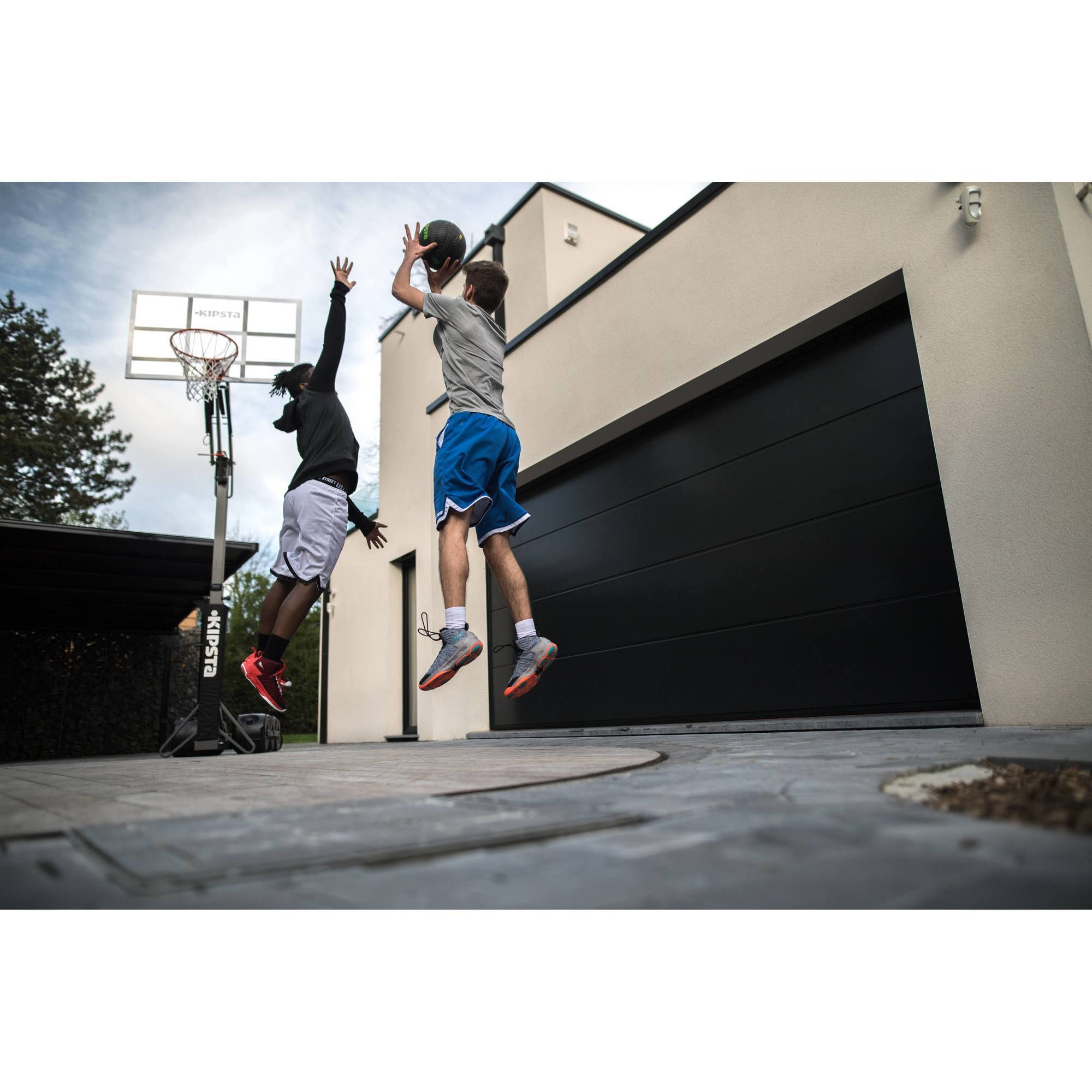 Panier De Basket Enfant Adulte B900 2 40m 3 05m Se R Gle Et Se  # Recherche Vestiaire A Transforme En Rack Sono
