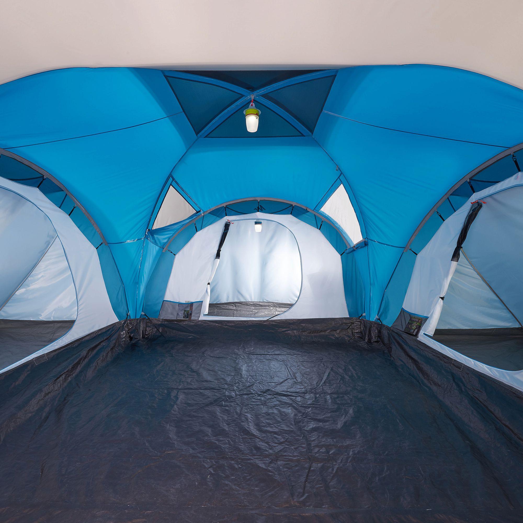tente de camping familiale arpenaz 6 3 i 6 personnes clubs collectivit s decathlon pro. Black Bedroom Furniture Sets. Home Design Ideas