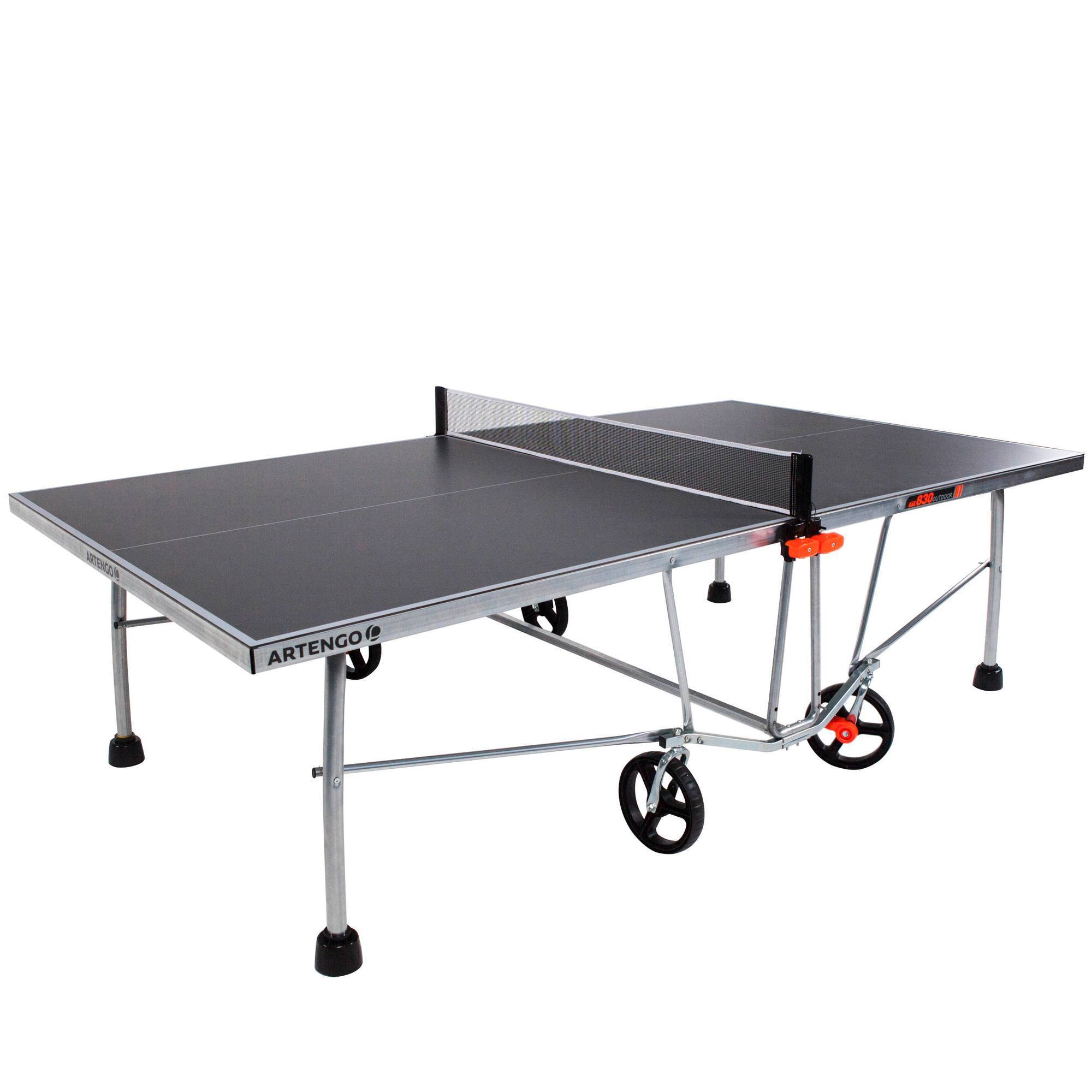 TABLE DE PING PONG  ARTENGO FT 830 Outddor