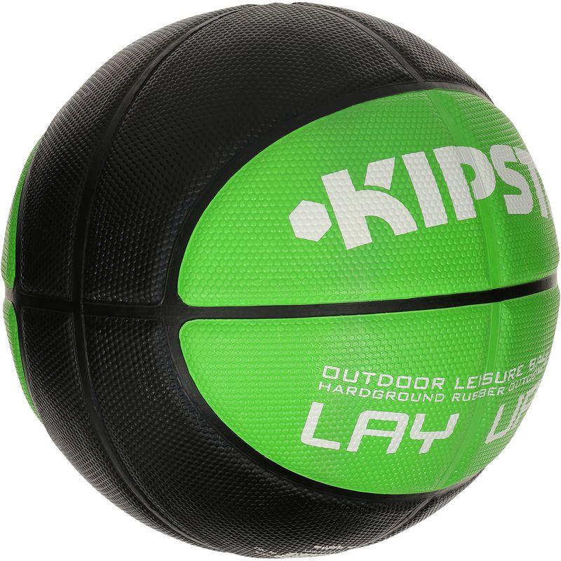 BALLON BASKET-BALL LAY UP T7 EXTÉRIEUR