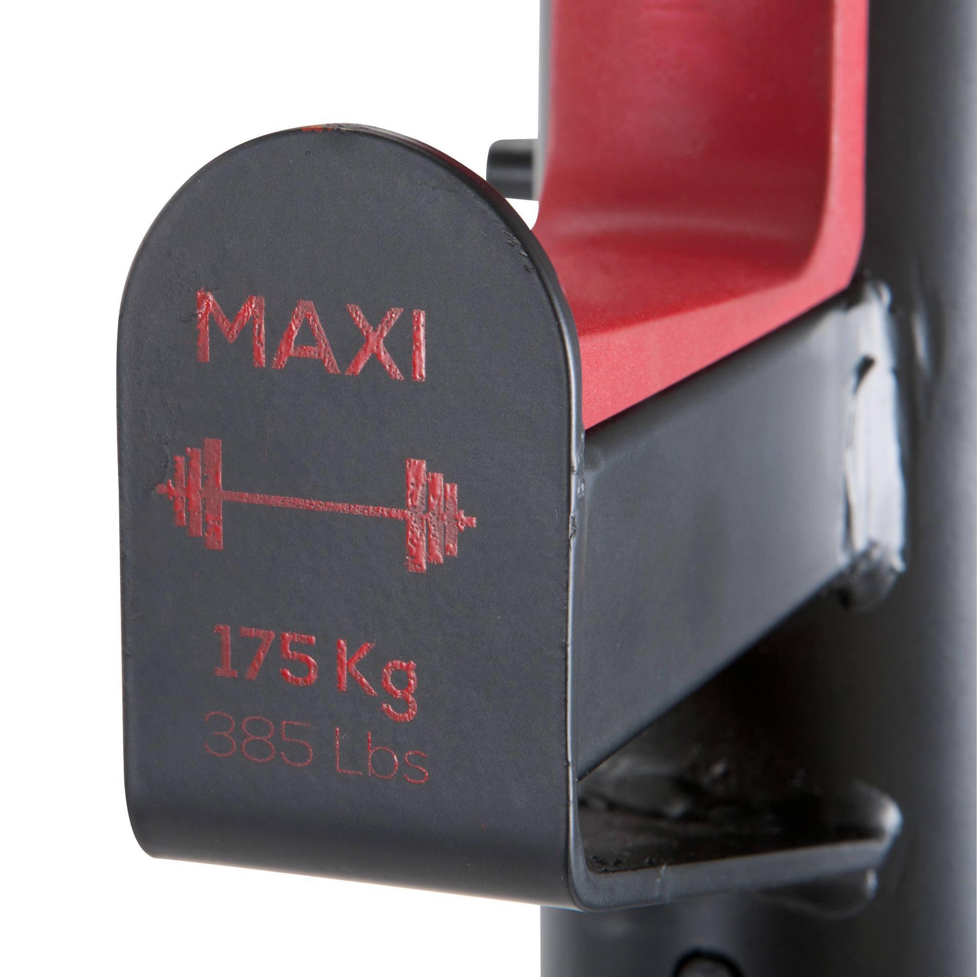 Rack Musculation 500 Clubs Collectivit S Decathlon Pro