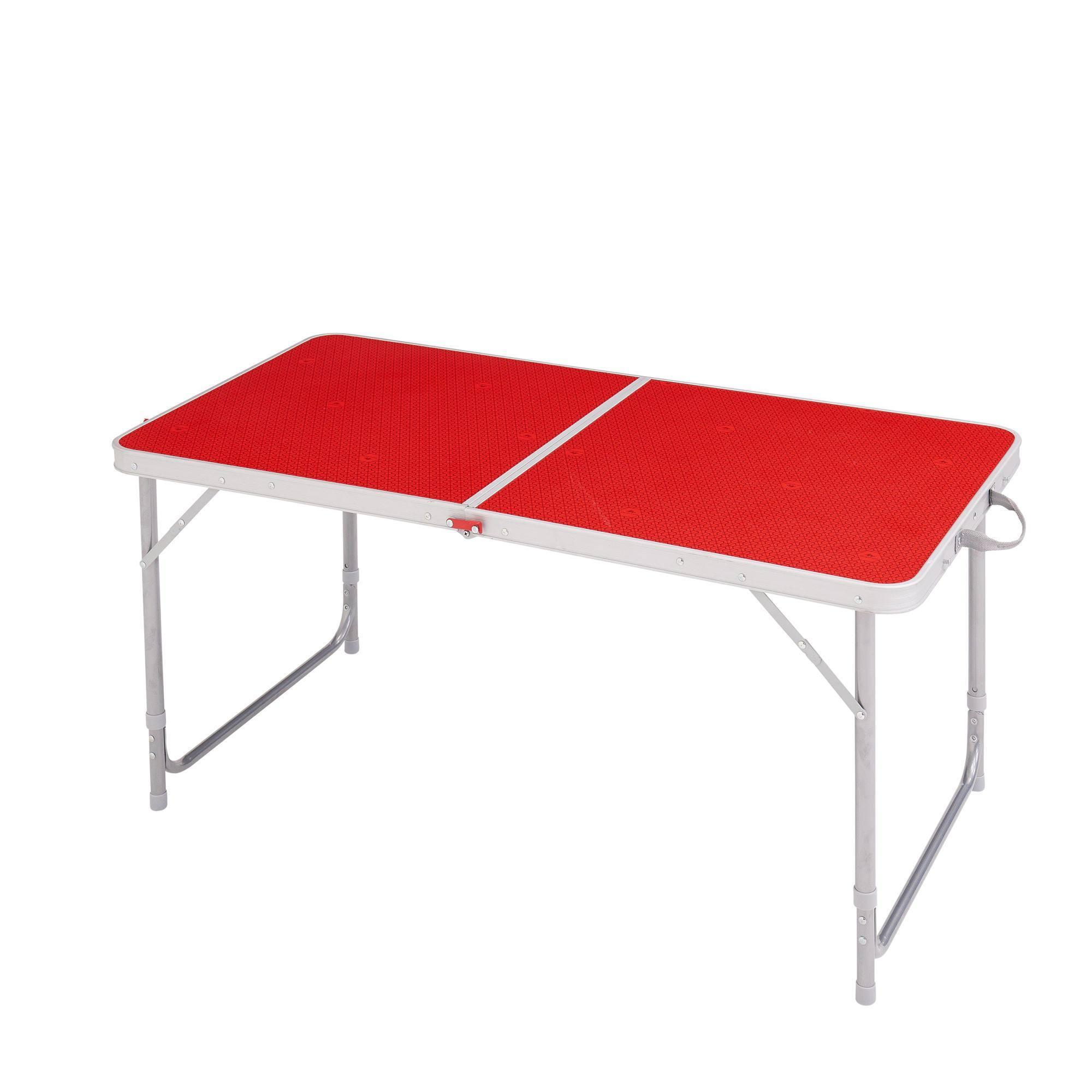 table de camping 4 ou 6 personnes clubs collectivit s decathlon pro. Black Bedroom Furniture Sets. Home Design Ideas
