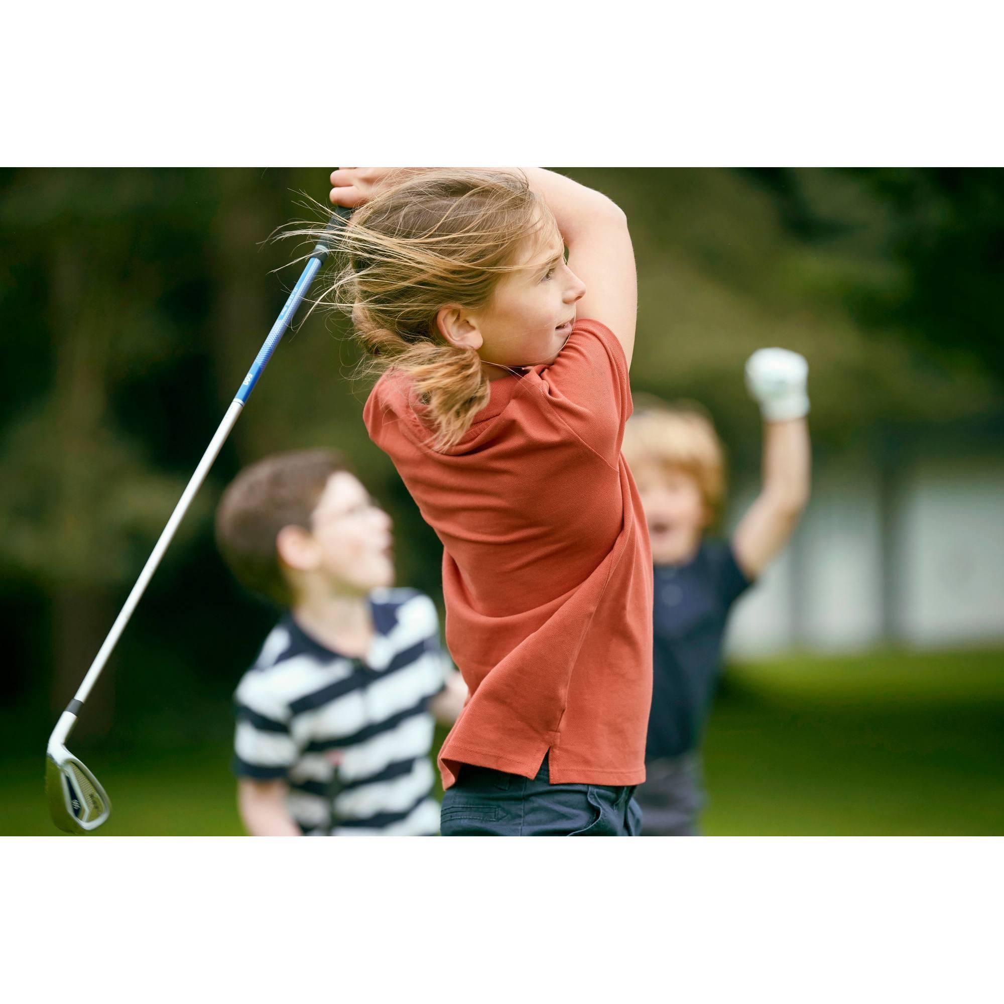 kit de golf enfant 11 13 ans droitier 500 clubs. Black Bedroom Furniture Sets. Home Design Ideas